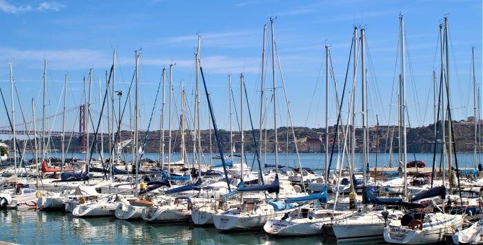 Harbor in Belem (Photo: Brent Petersen)