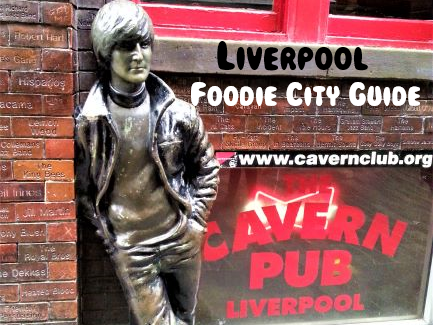 Beatles and Scouse in Liverpool