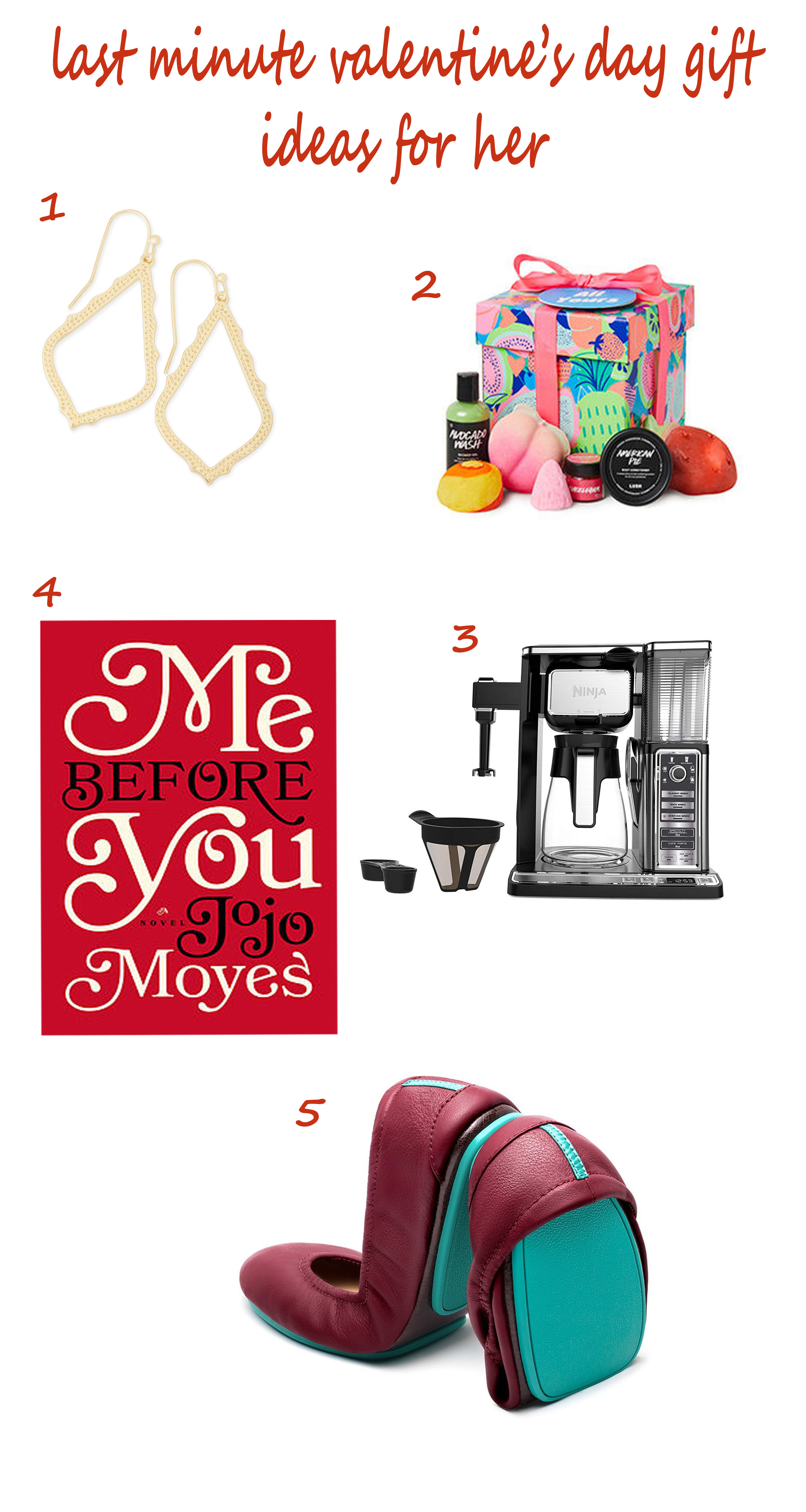 Valentine's Day Gifts for your favorite lady!