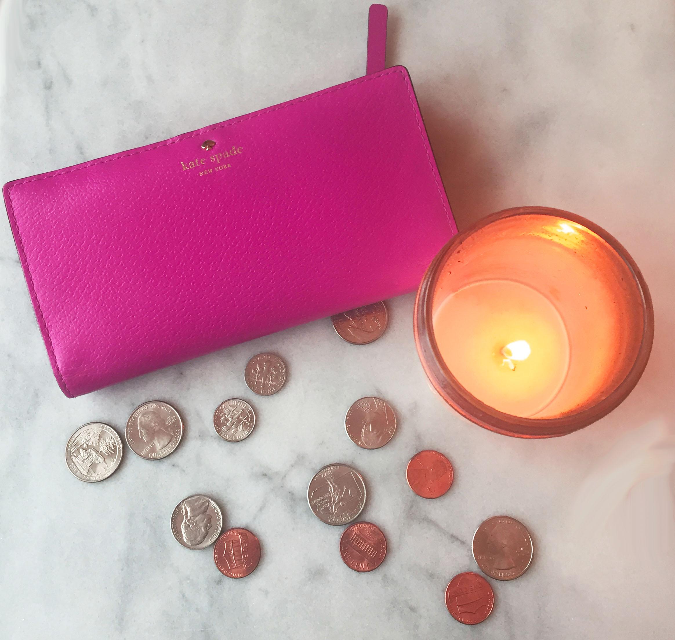 Kate Spade Wallet ( similar here *)