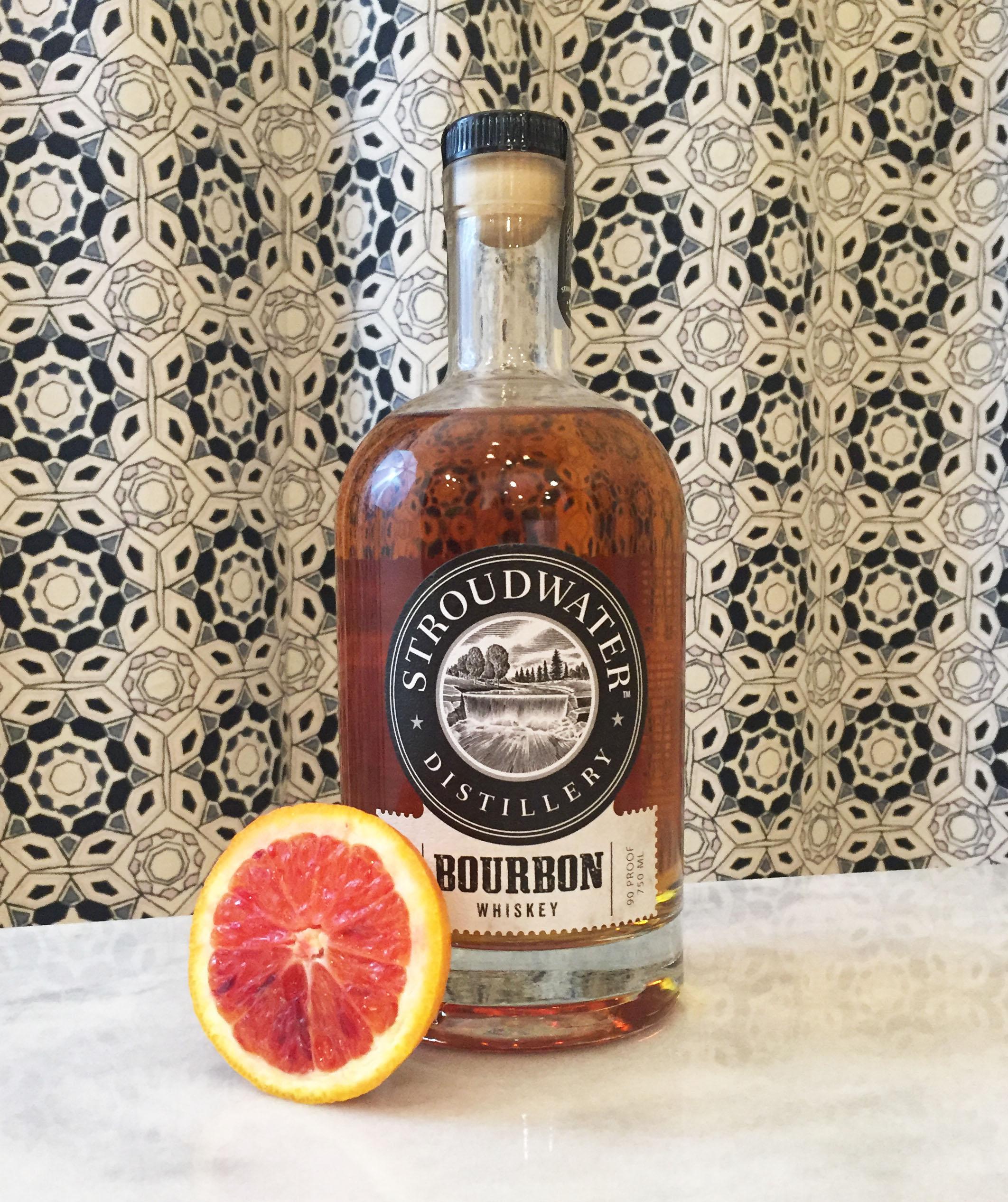 Stroudwater Distillary Bourbon