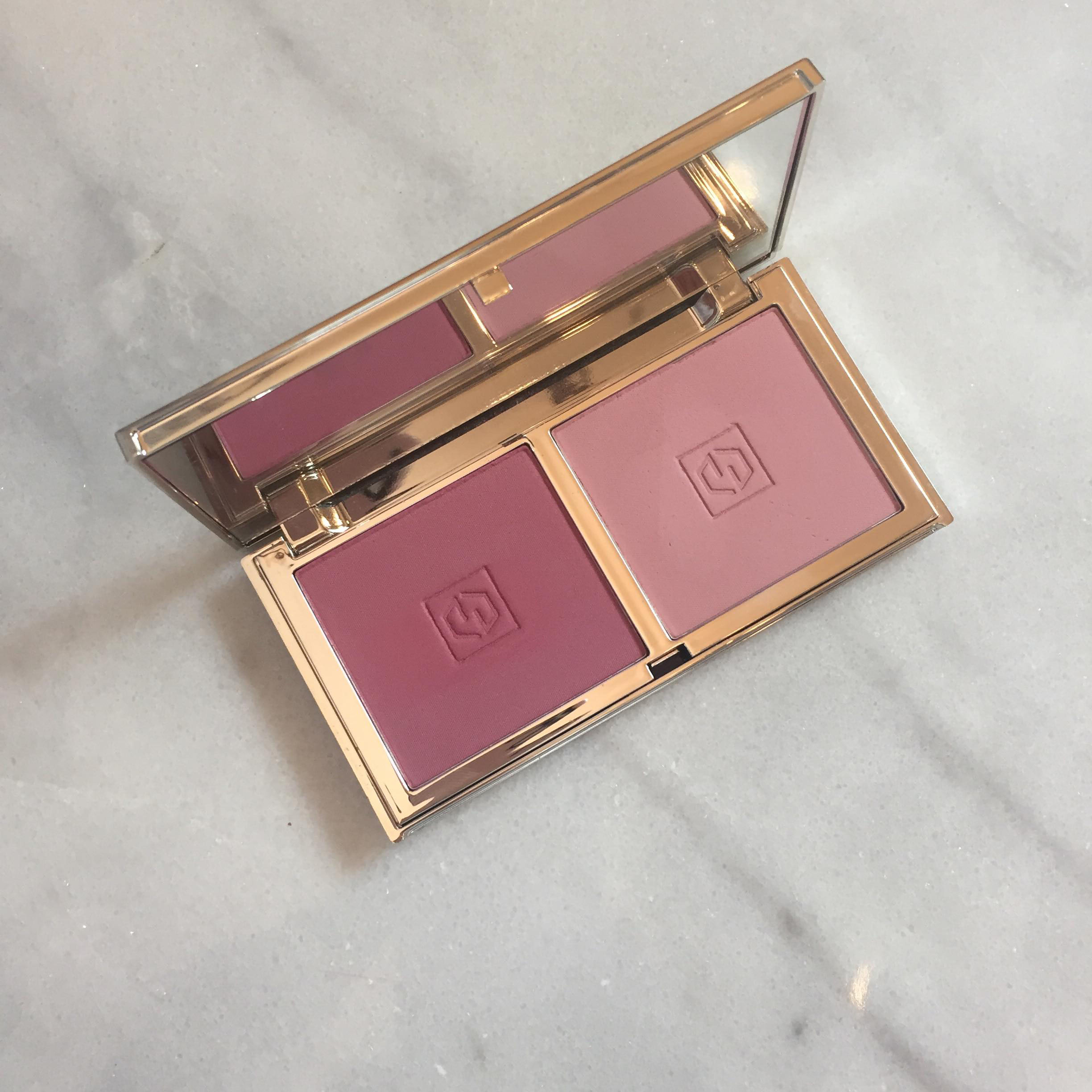 Jouer Blush Duo in Coquette - my favorite spring blushes | Laurel and Iron