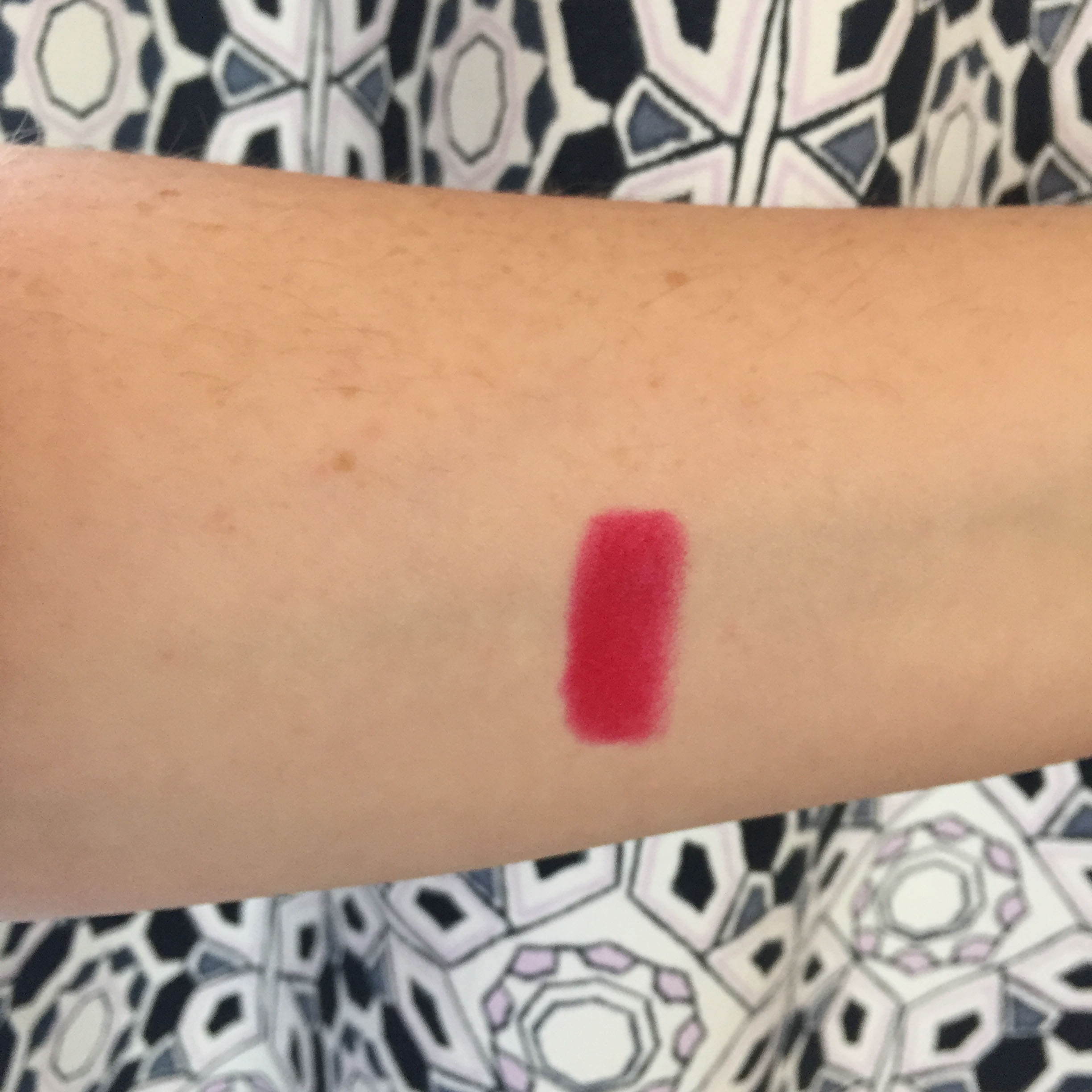 Nars Dragon Girl Swatch - 5 Bright Lipsticks for Spring | Laurel and Iron