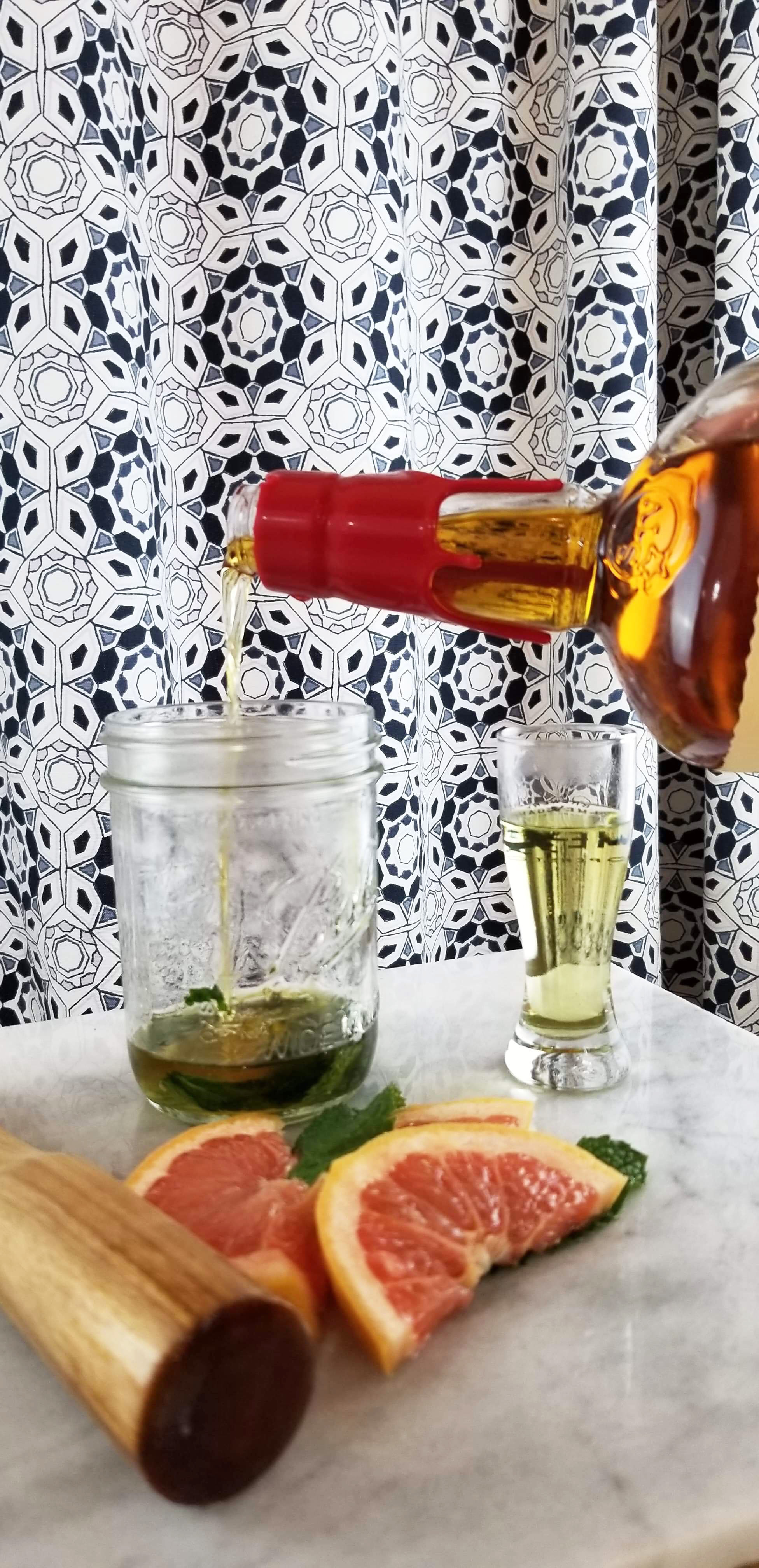 Gotta love a good pour shot!