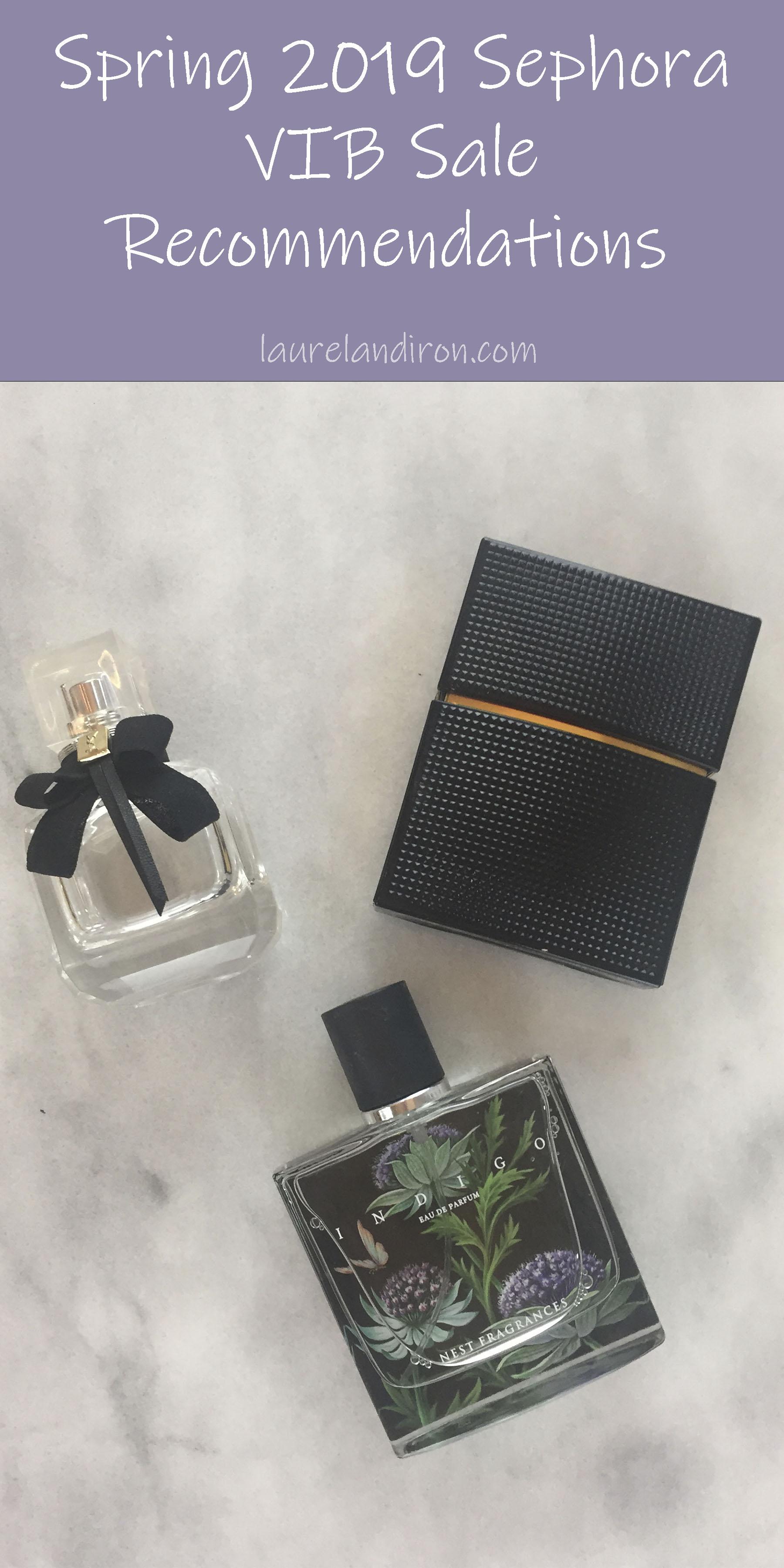 Sephora VIB Sale Recommendations | Laurel and Iron