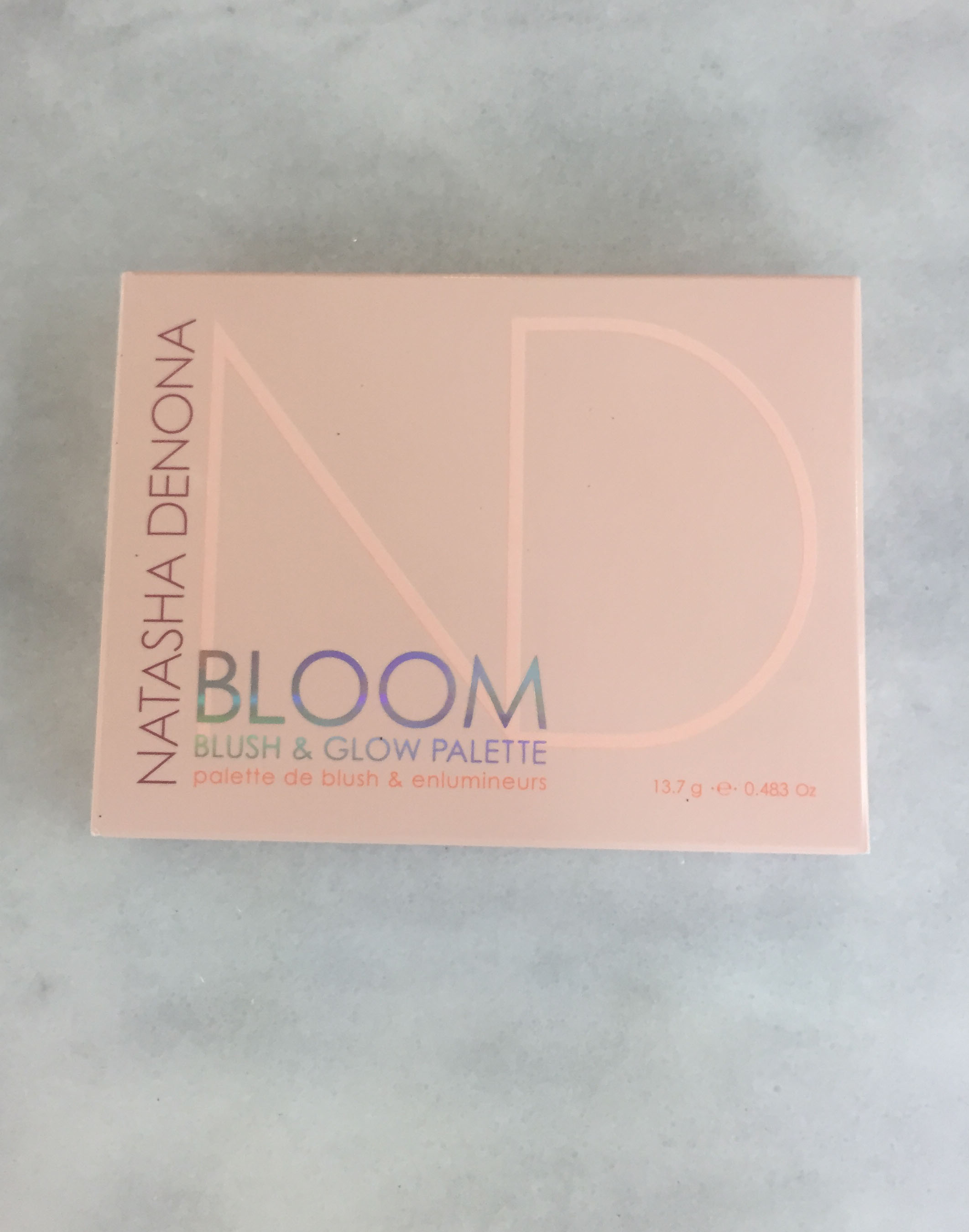 Natasha Denona Bloom Blush and Glow Palette Review | Laurel and Iron