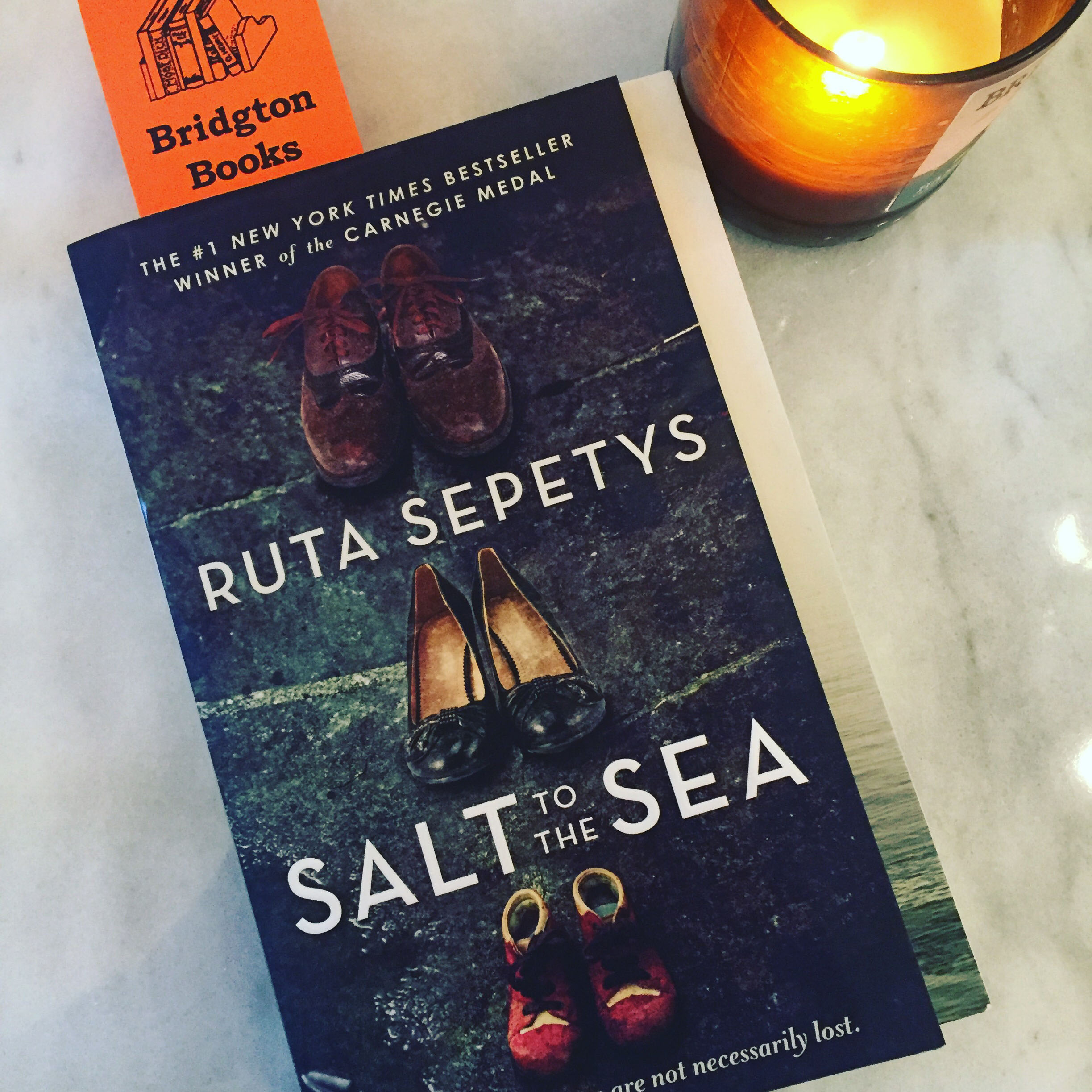 Salt to the Sea by Ruta Sepetys Review | Laurel and Iron