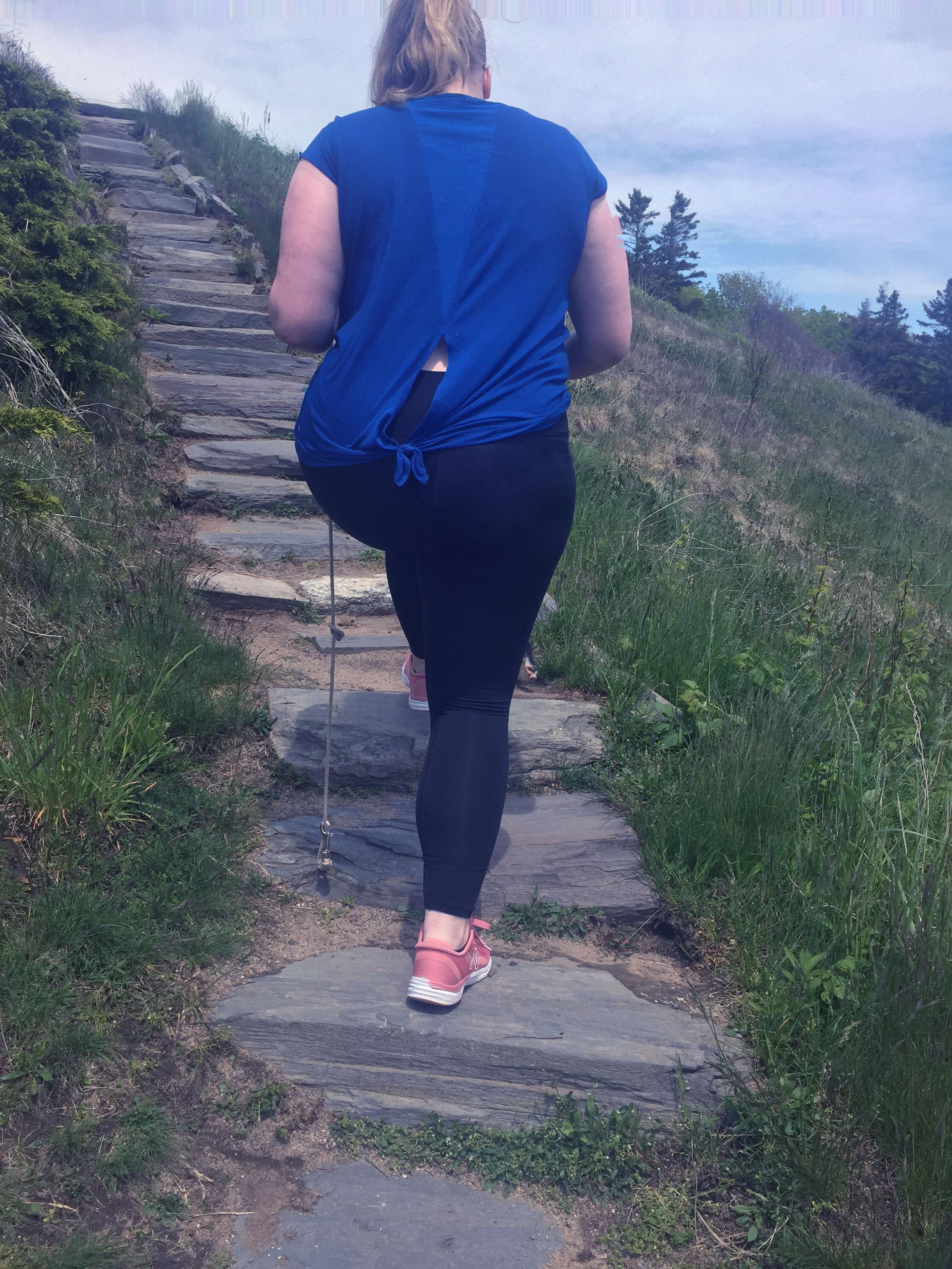 Squat Proof Leggings: Fabletics High-Waisted PowerHold Leggings | Laurel and Iron Review.jpg