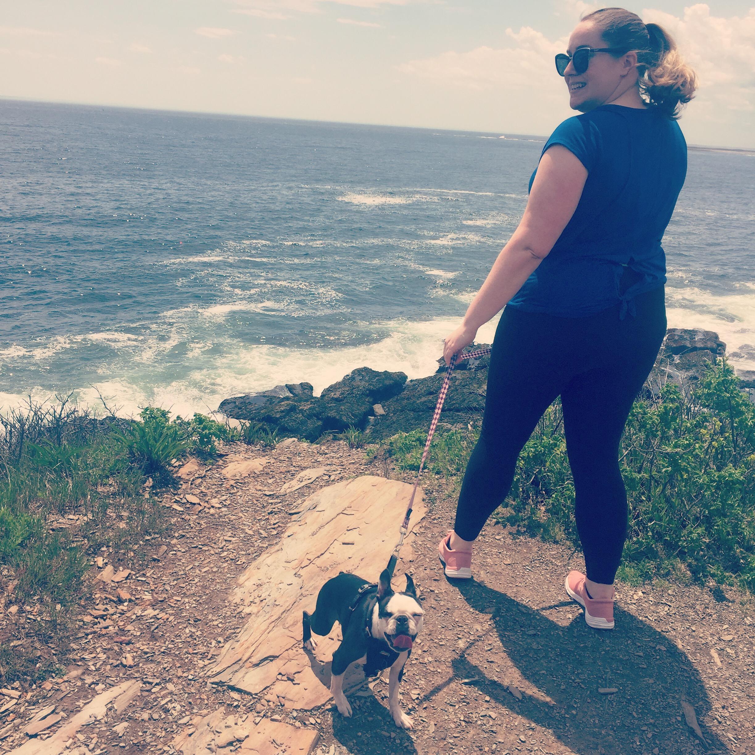 Squat Proof Leggings Part 4: Fabletics High-Waisted PowerHold Leggings | Laurel and Iron