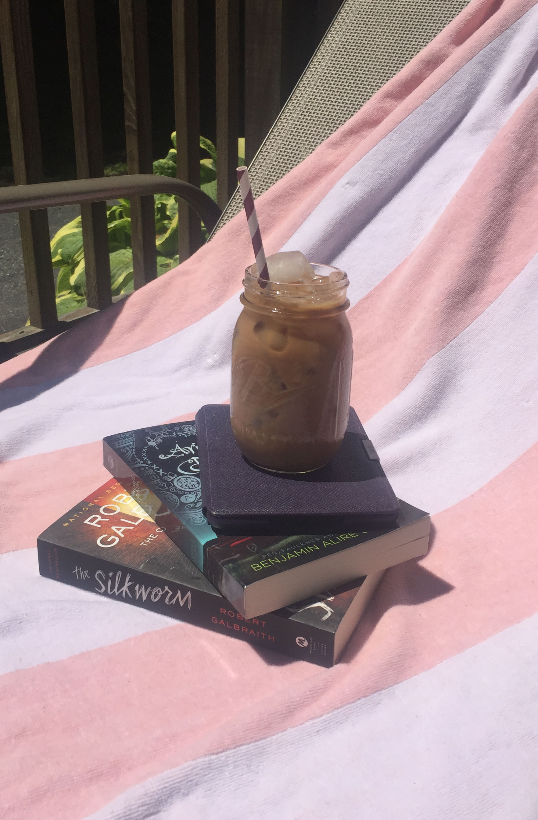 My Required Reading List for Summer 2019 | Laurel and Iron