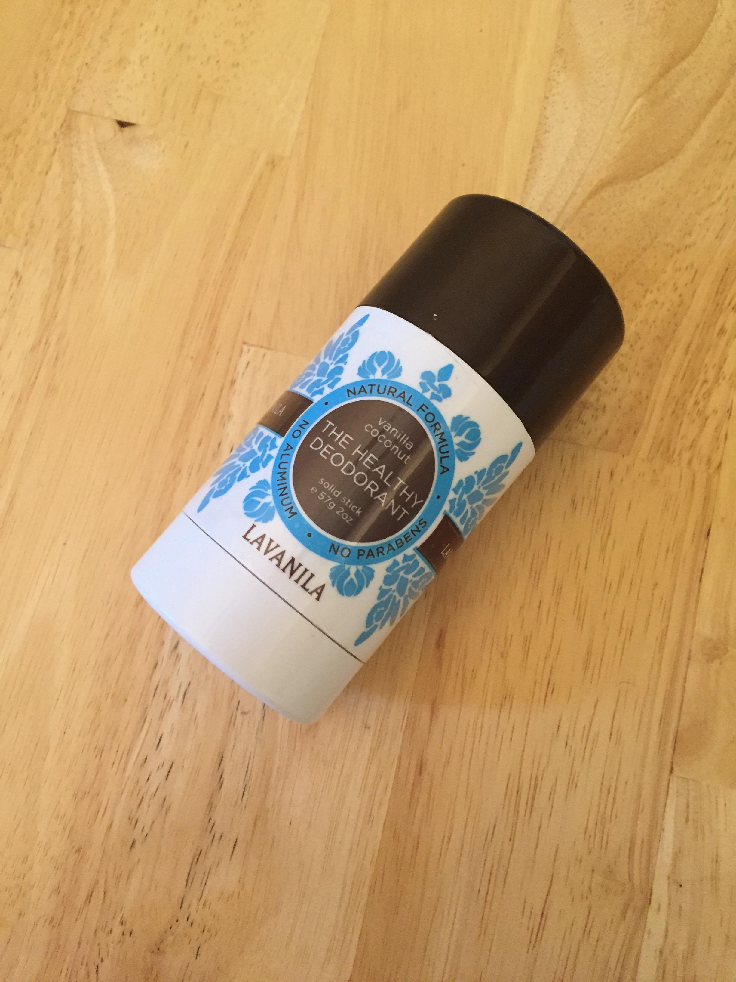 Lavanila The Healthy Deodorant Review | Laurel and Iron