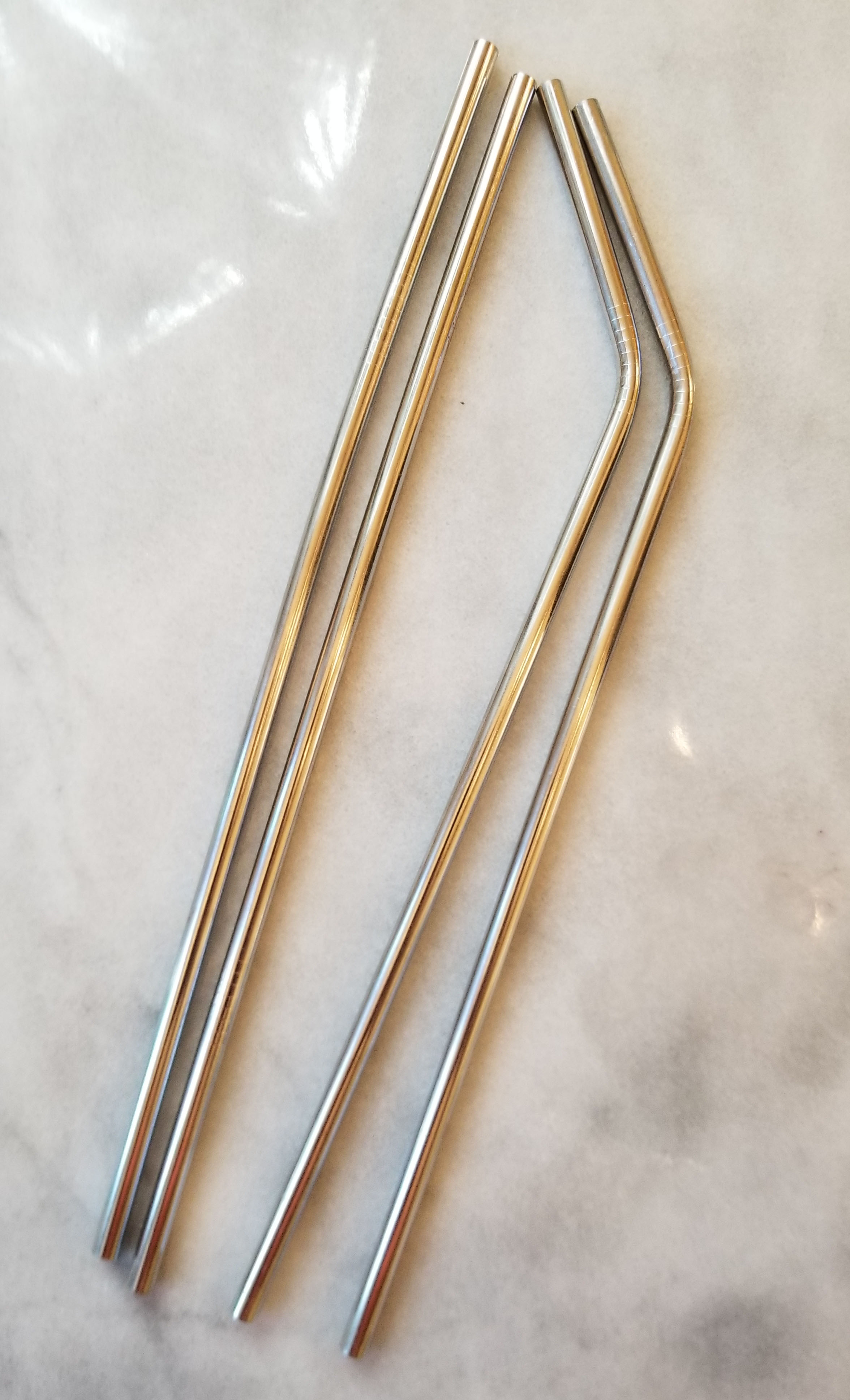 Stainless Steel Reusable Straws   My Favorite Amazon Finds   Laurel and Iron