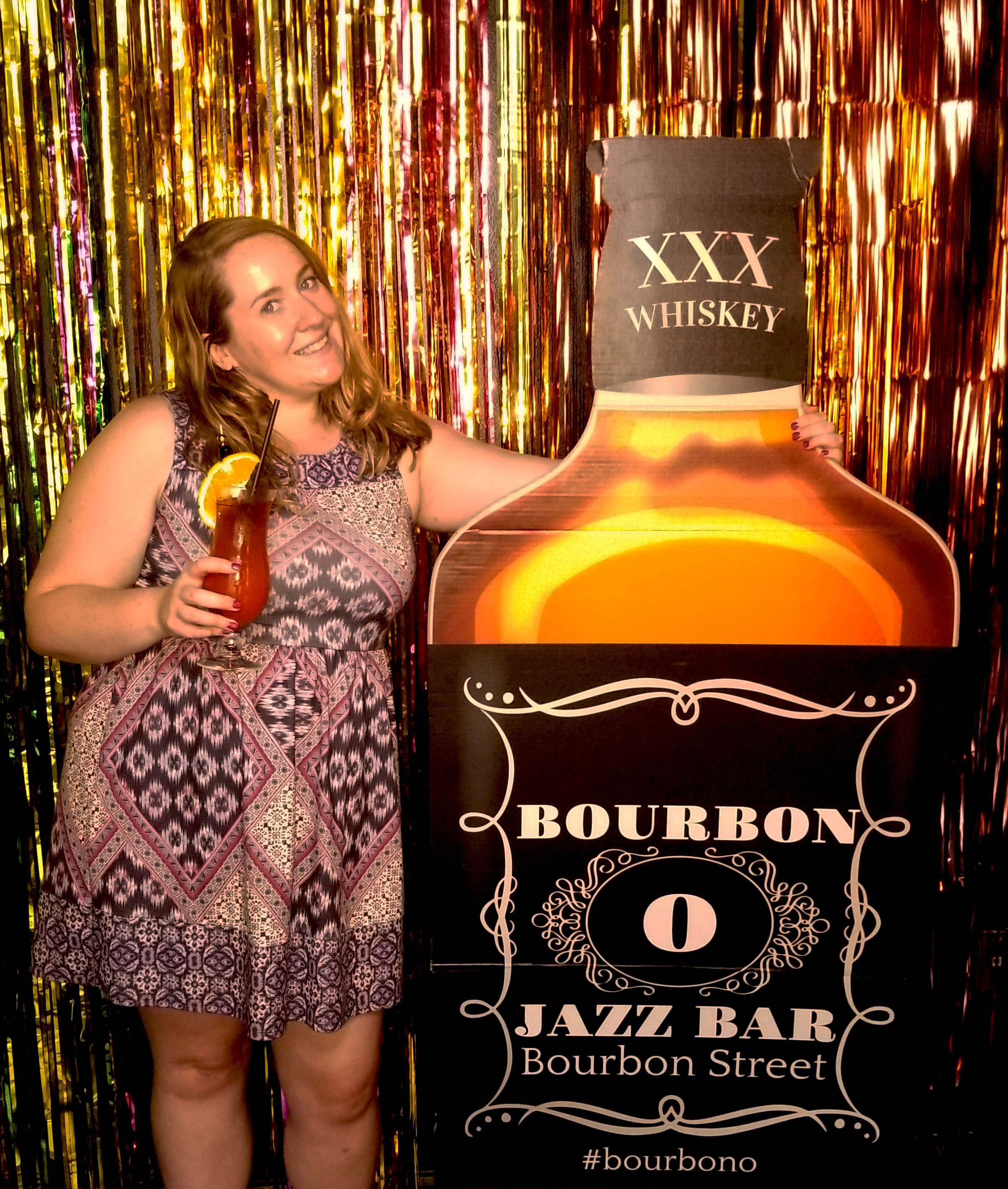 4 Days in New Orleans | Bourbon Hotel O Bar | Laurel and Iron