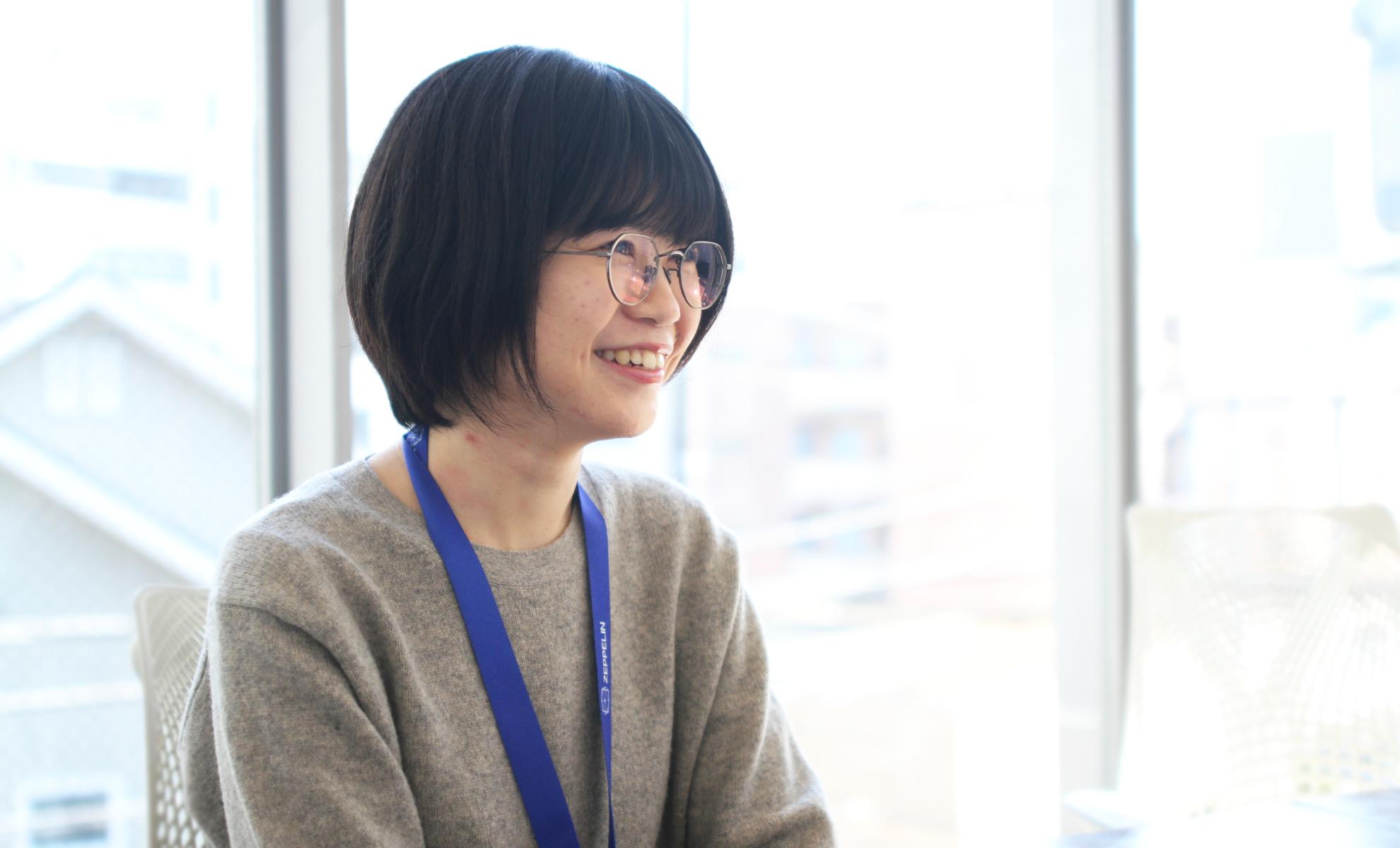 Crew Interview Risa Ikami