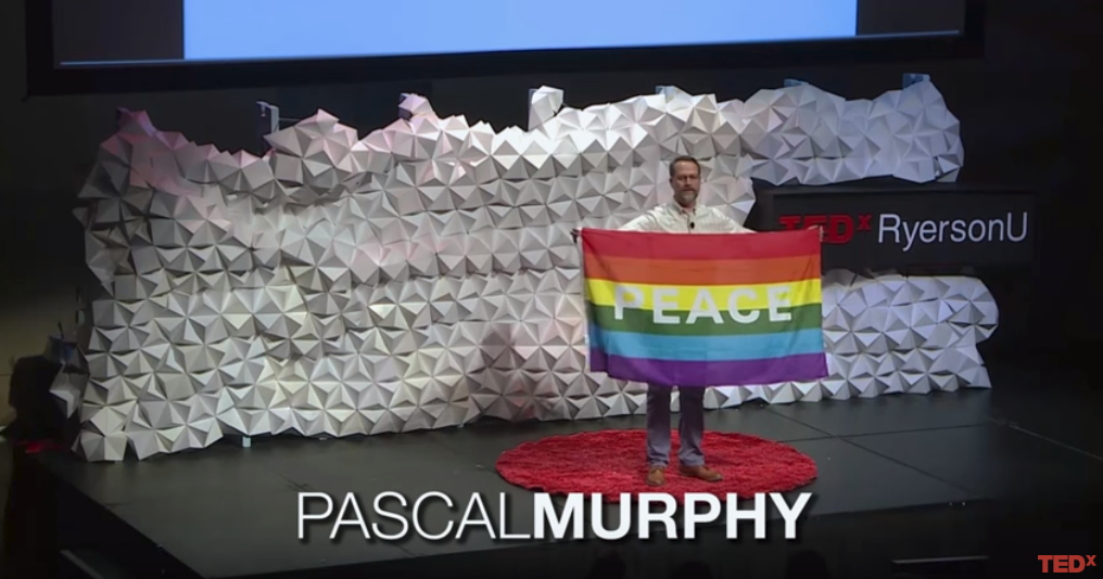 pascal murphy tedx.png Peace Flag House