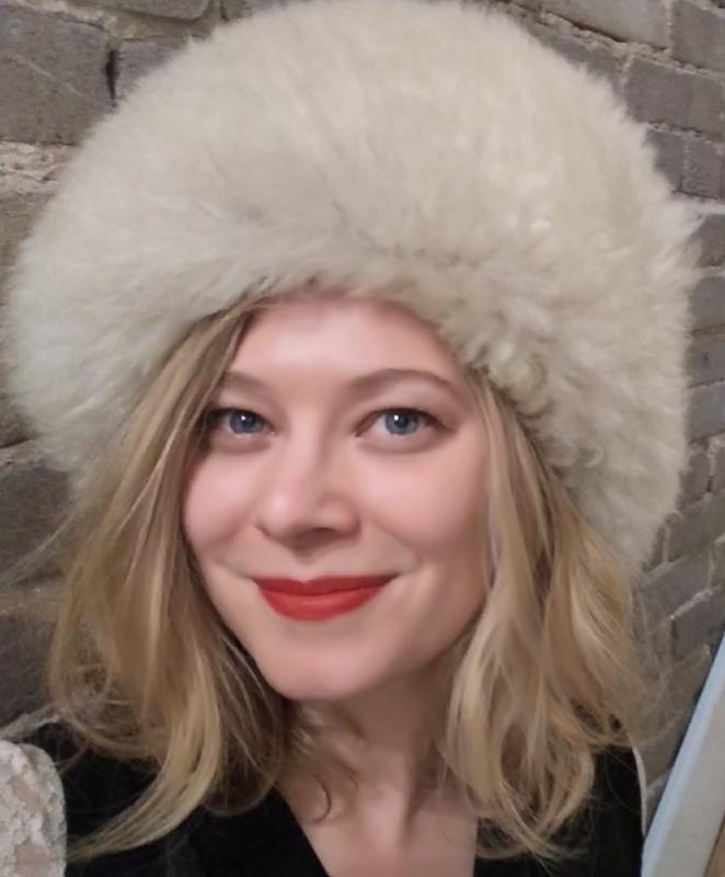 Sarah Jean Harrison - Co-founder & Creative Director