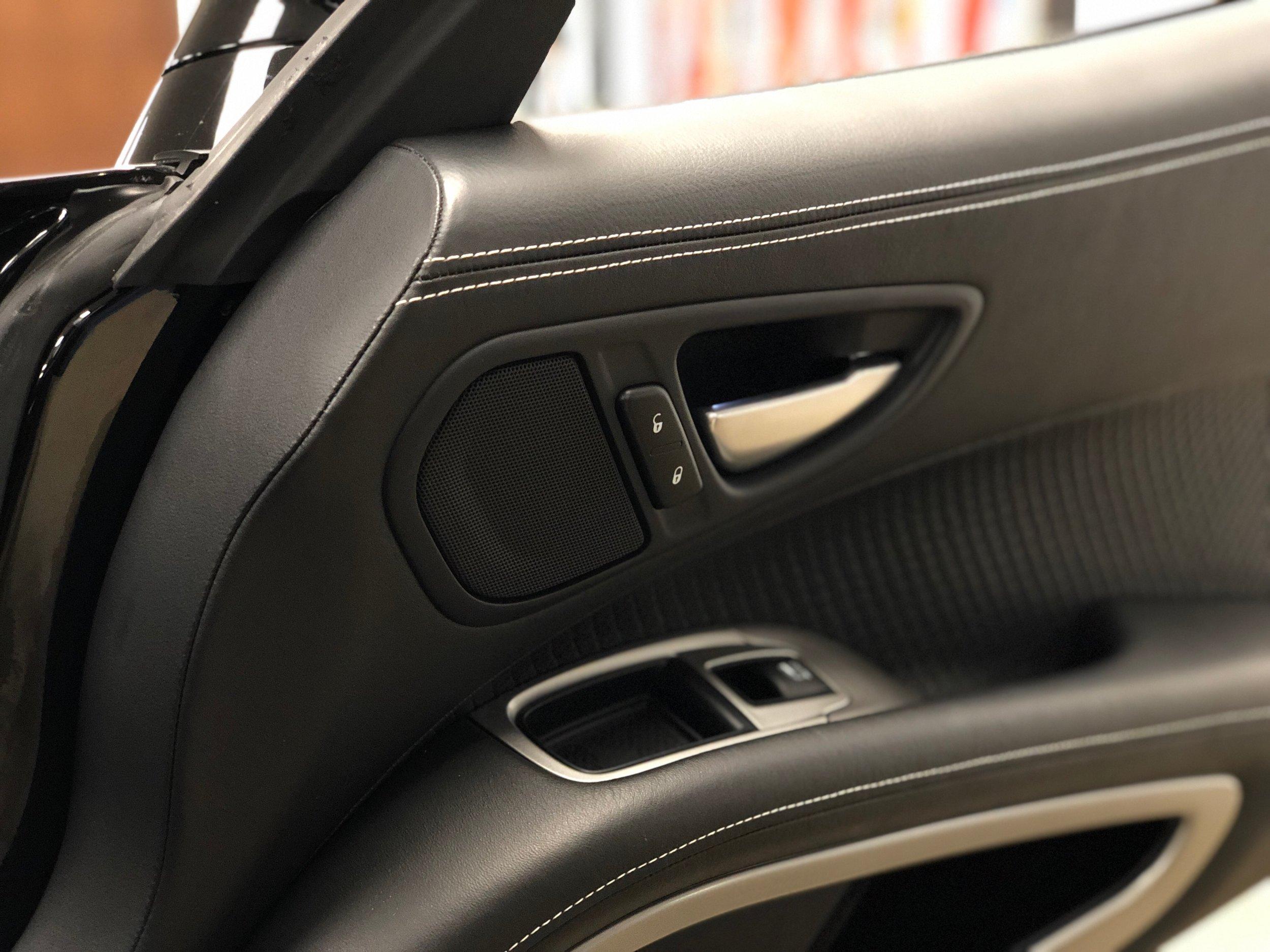Black 2014 Dodge Viper Gts Door Lock