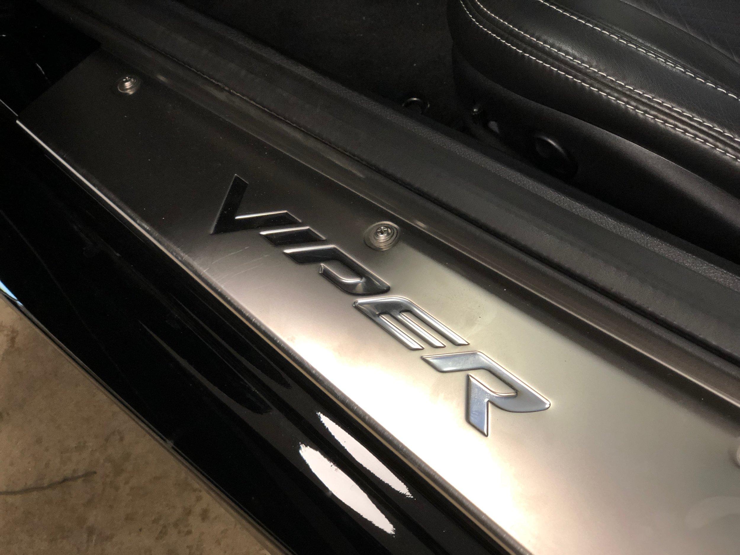 2014 Dodge Viper GTS  Car