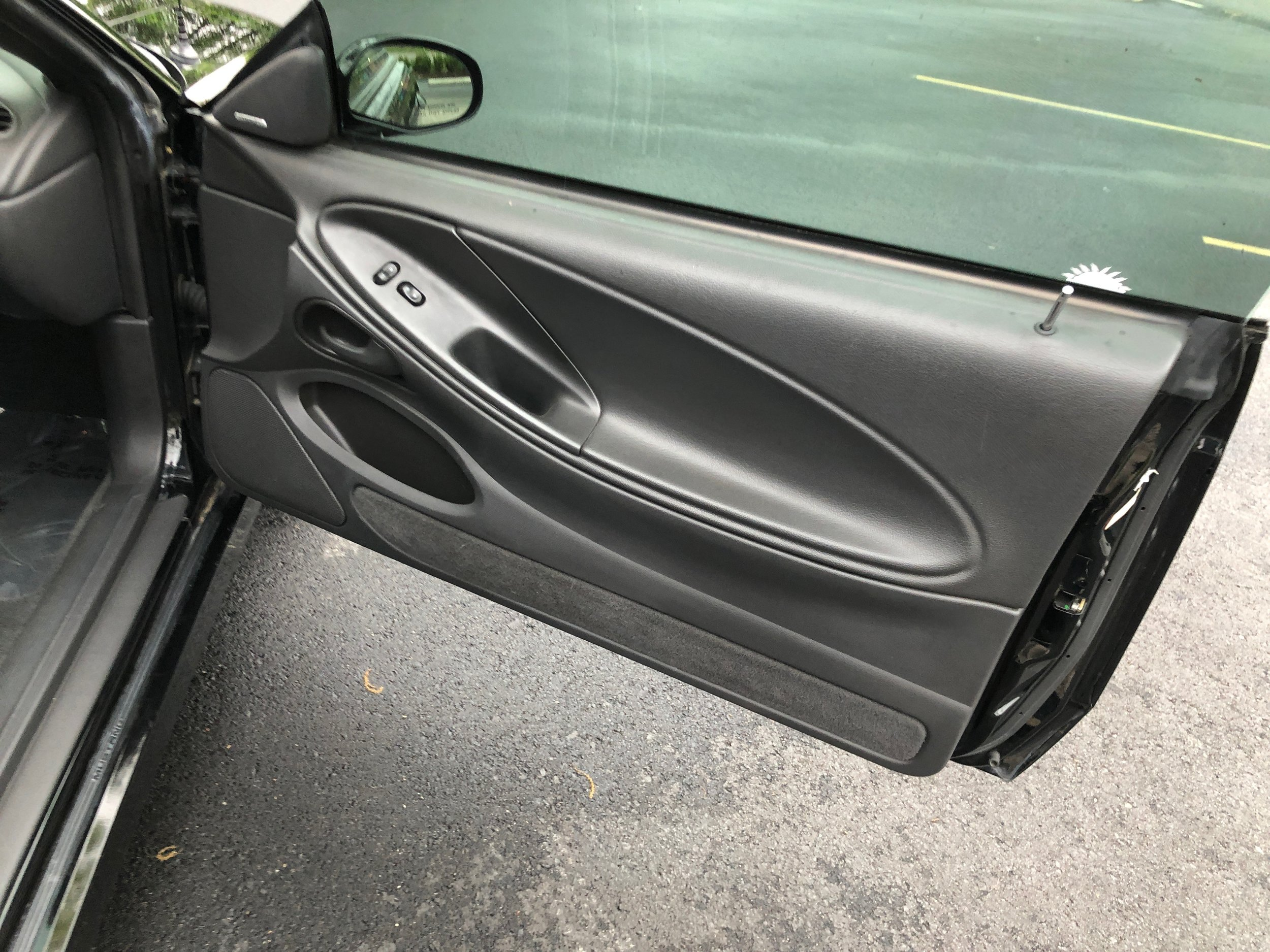 2003 Ford Mustang Svt Cobra Car Door