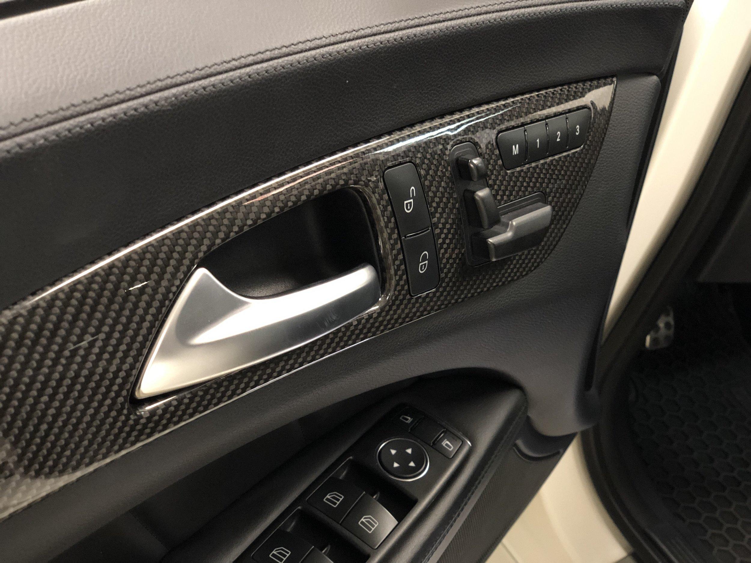 2012 Mercedes-Benz CLS 63 RENNTECH Door Lock
