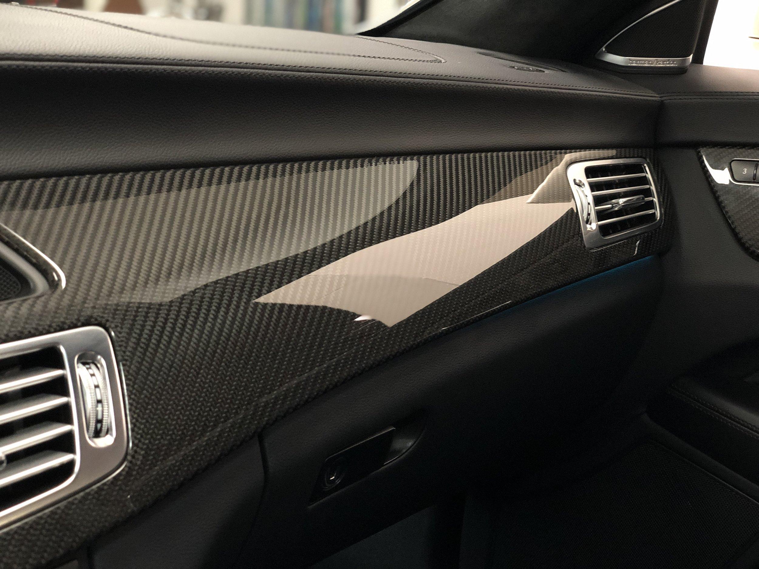 2012 Mercedes-Benz CLS 63 RENNTECH DashBoard