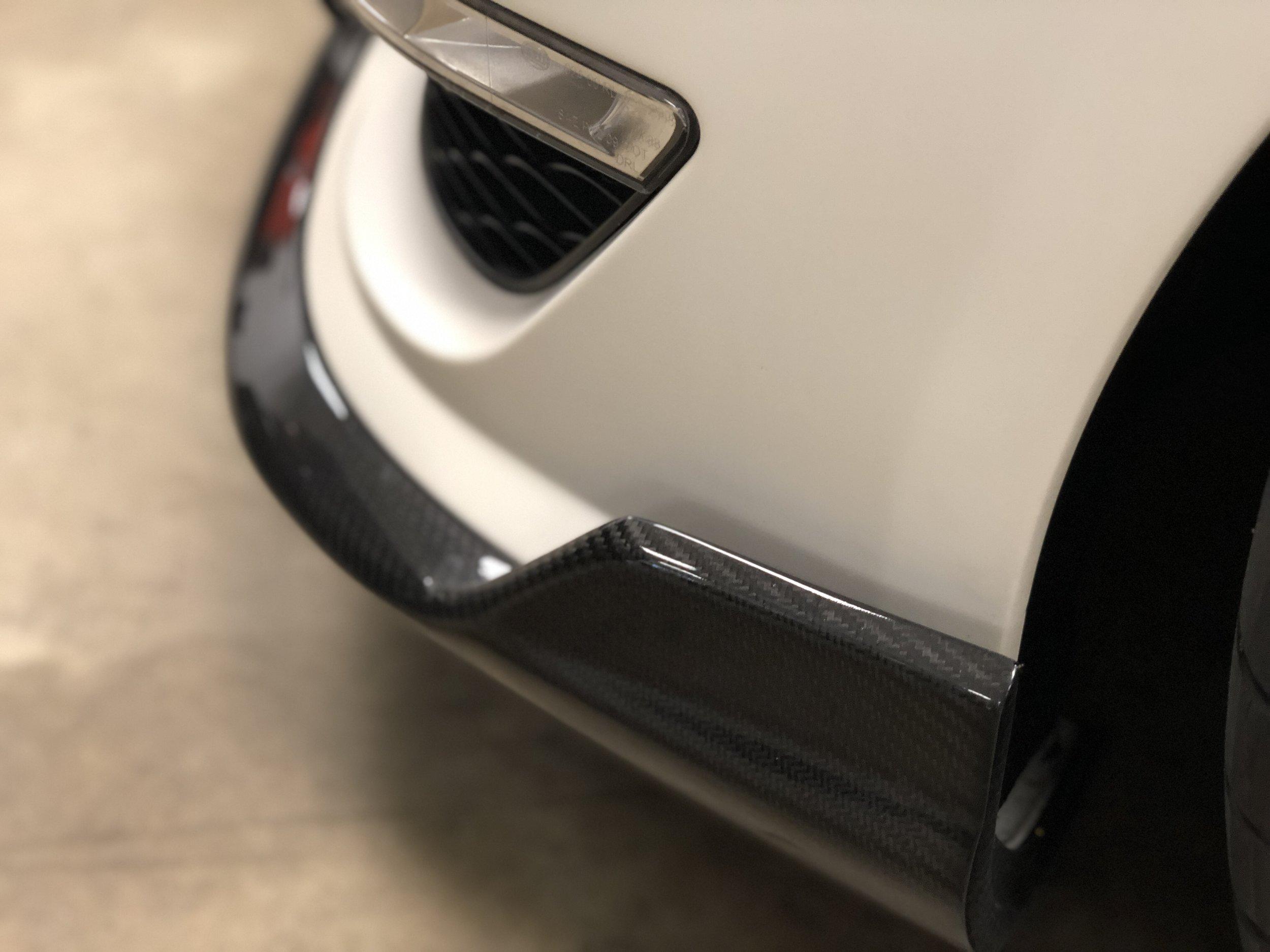 2012 Mercedes-Benz CLS 63 RENNTECH Back