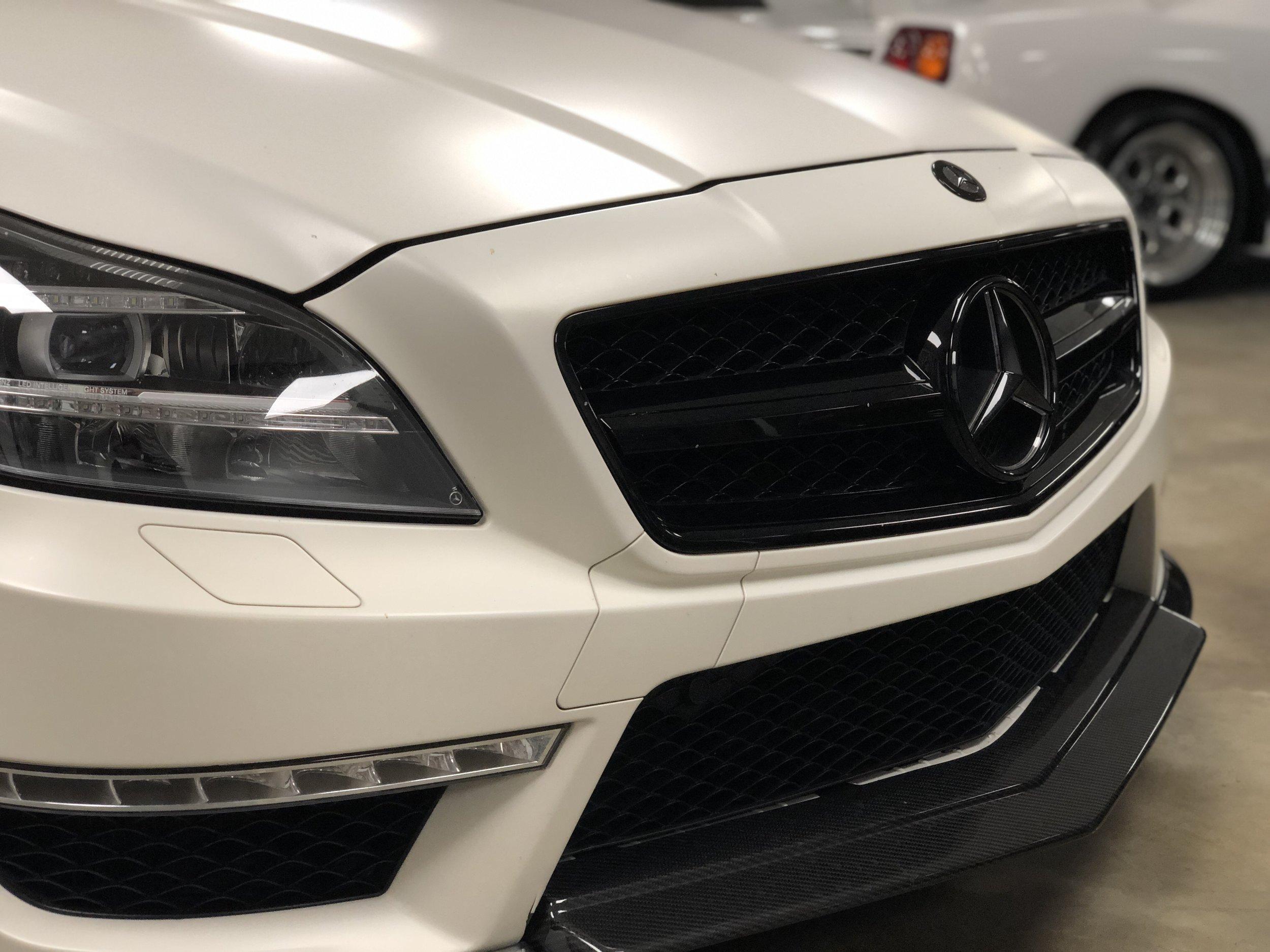 2012 Mercedes-Benz CLS 63 RENNTECH Front
