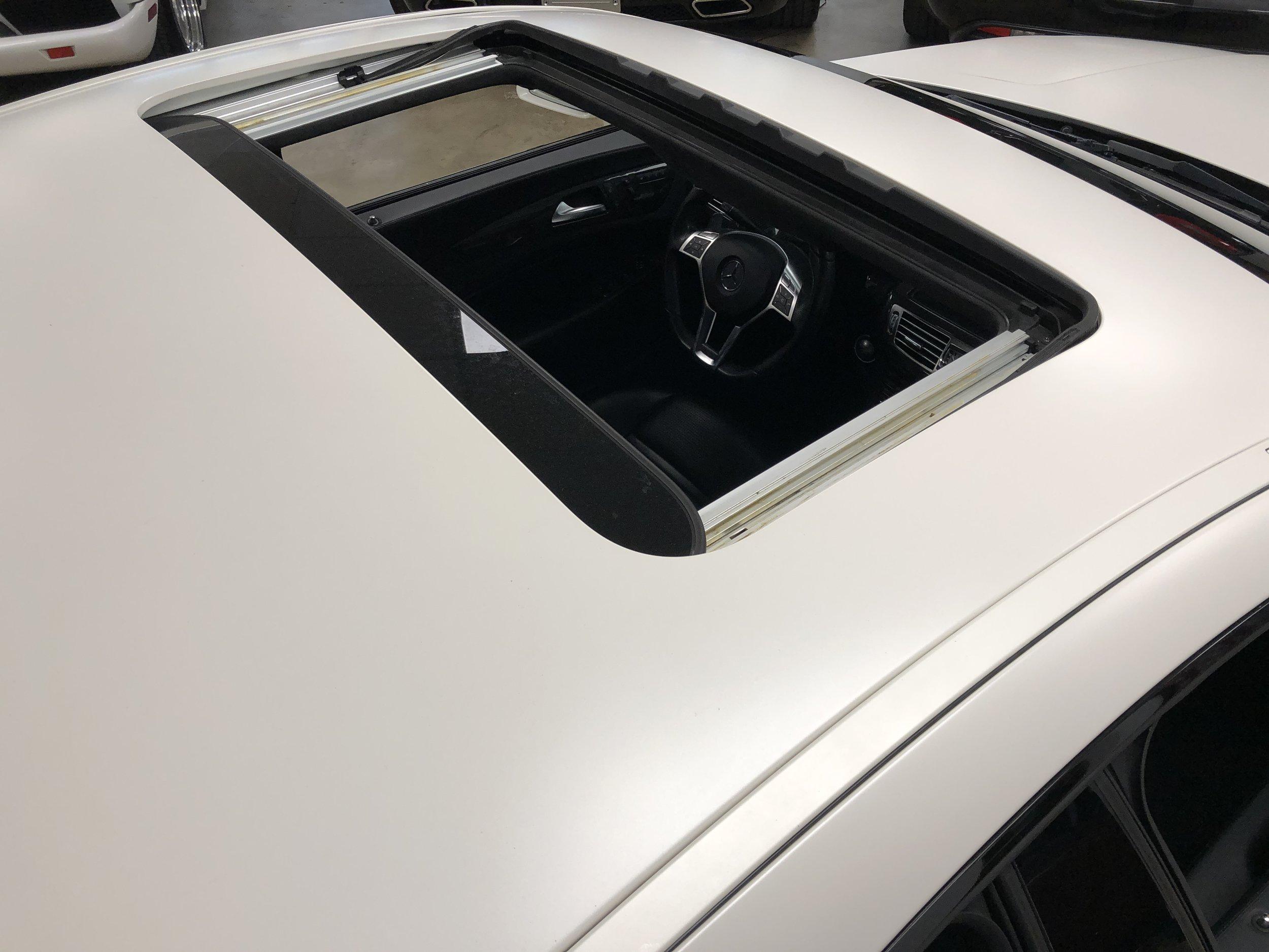 2012 Mercedes-Benz CLS 63 RENNTECH Open Roof