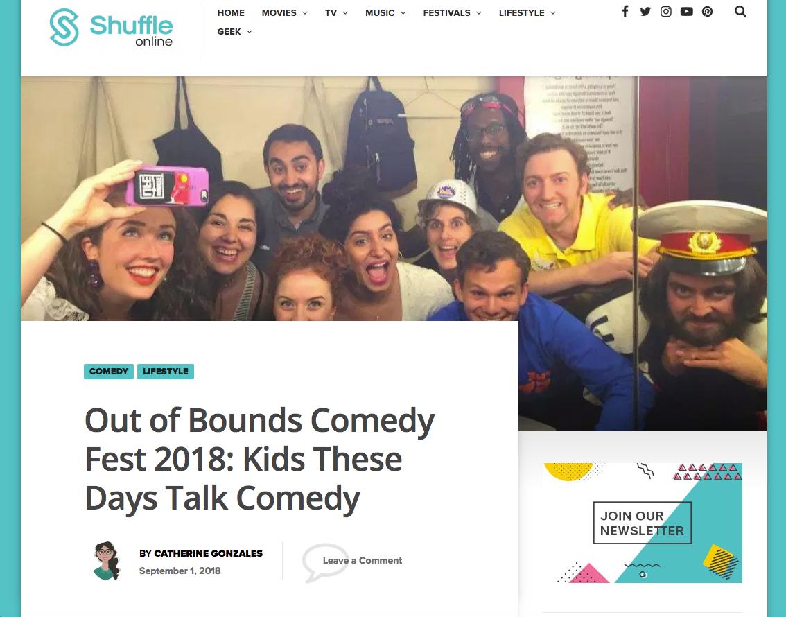 Shuffle Online (Austin, TX)