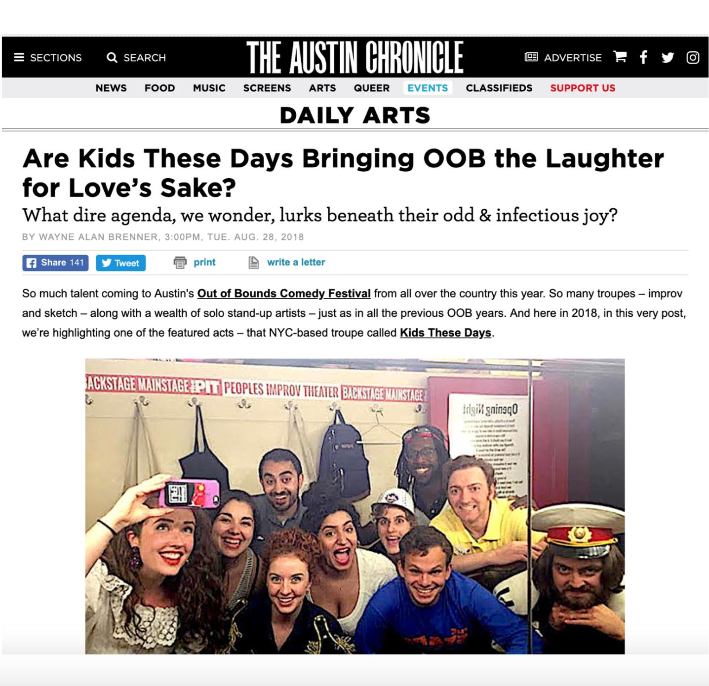Austin Chronicle