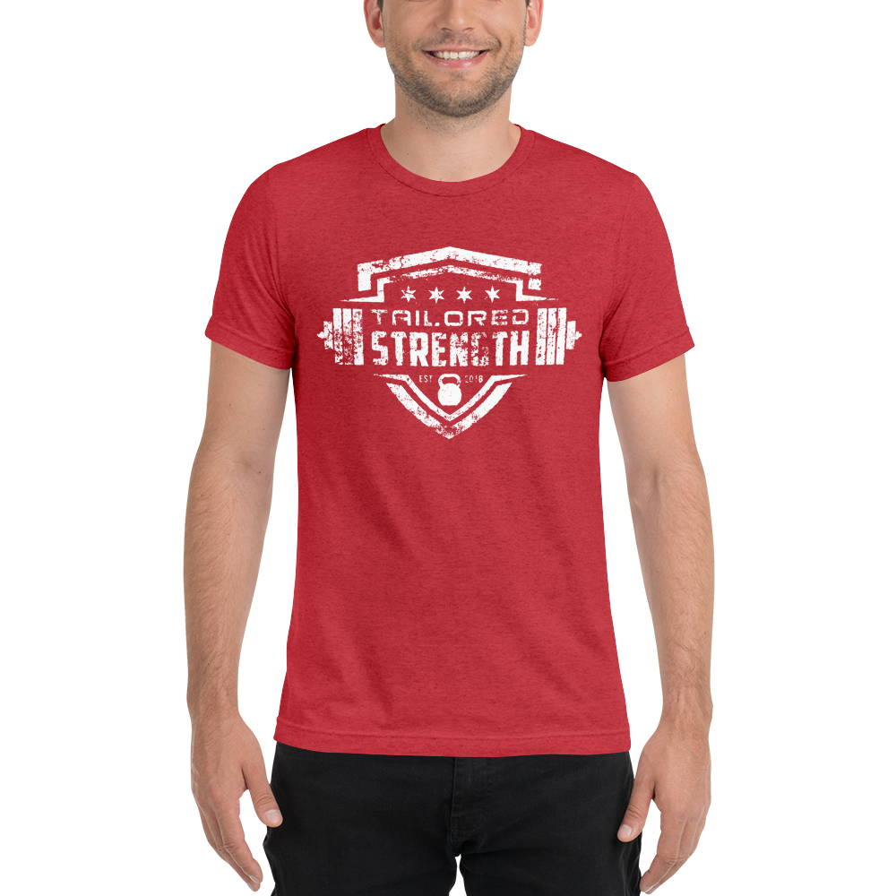 Final-White-Distressed-Logo_mockup_Front_Mens_Red-Triblend.png