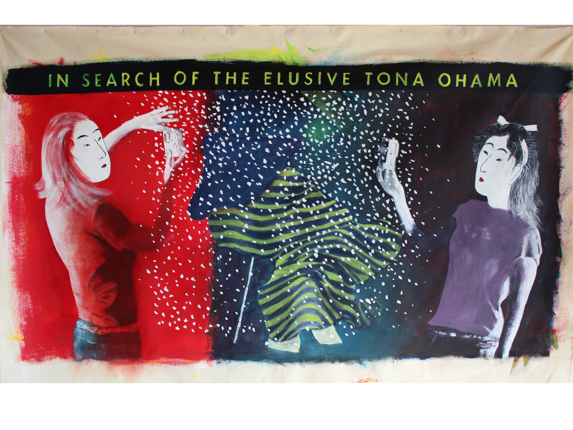 In Search of the Elusive Tona Ohama