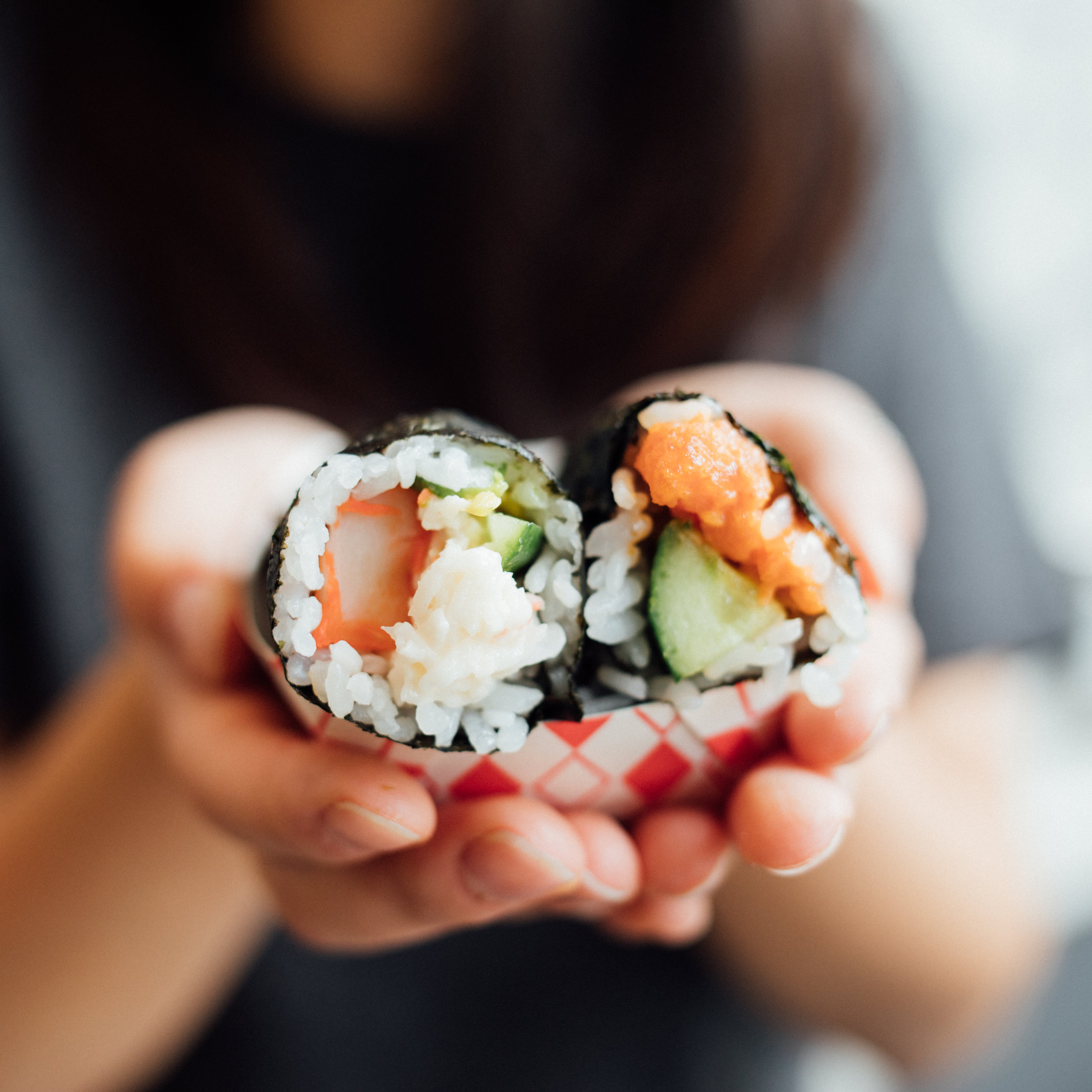 What we do - Meet regularly (often over sushi)Provide free consultations to studentsDevelop and collate sustainability communications toolsOrganise and facilitate student workshops and events