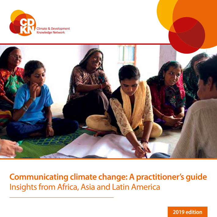 A comprehensive and easy-to-read guide about communicating climate in practice.