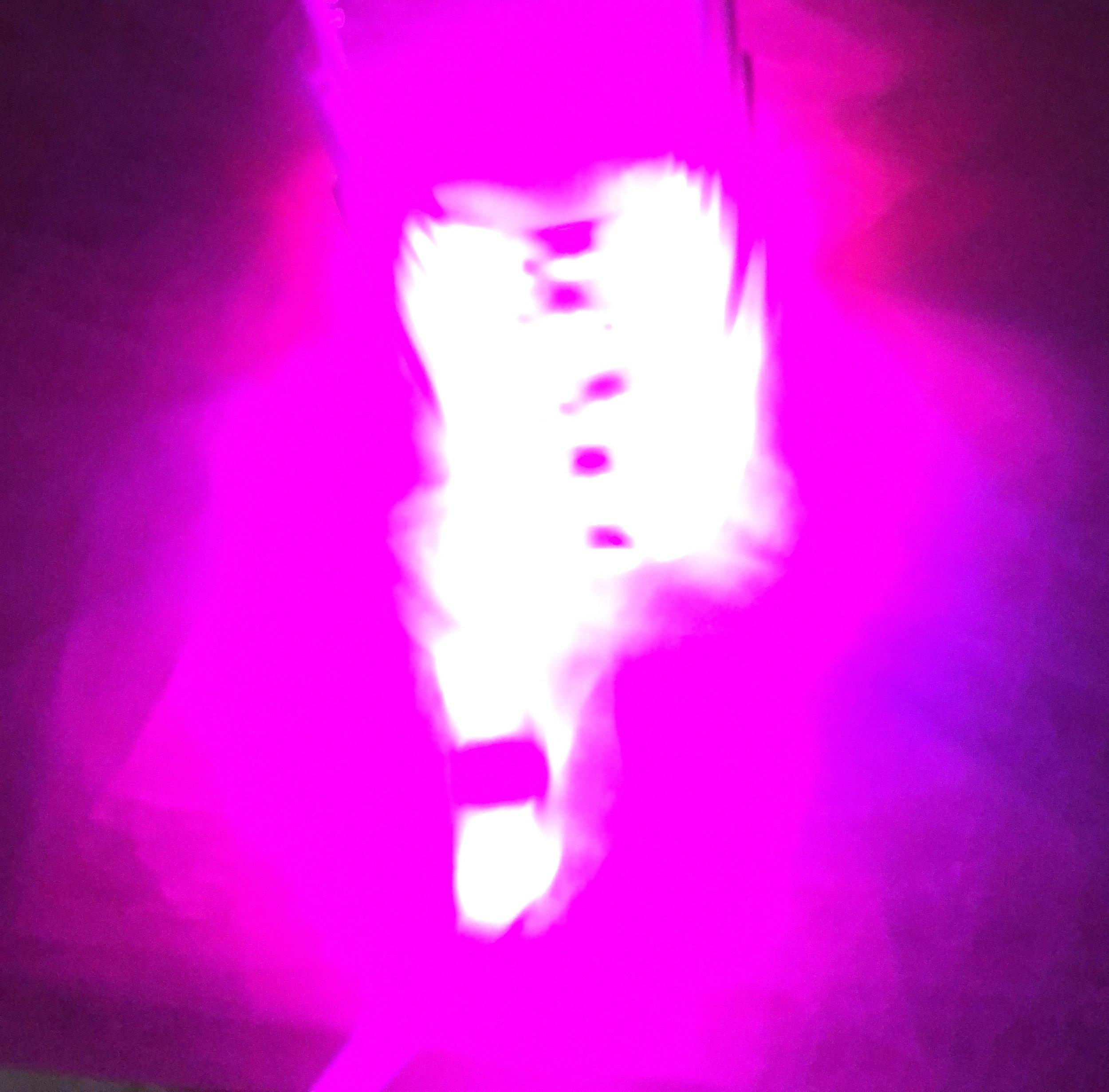 Pink Supernova (2019) digitally manipulated photo