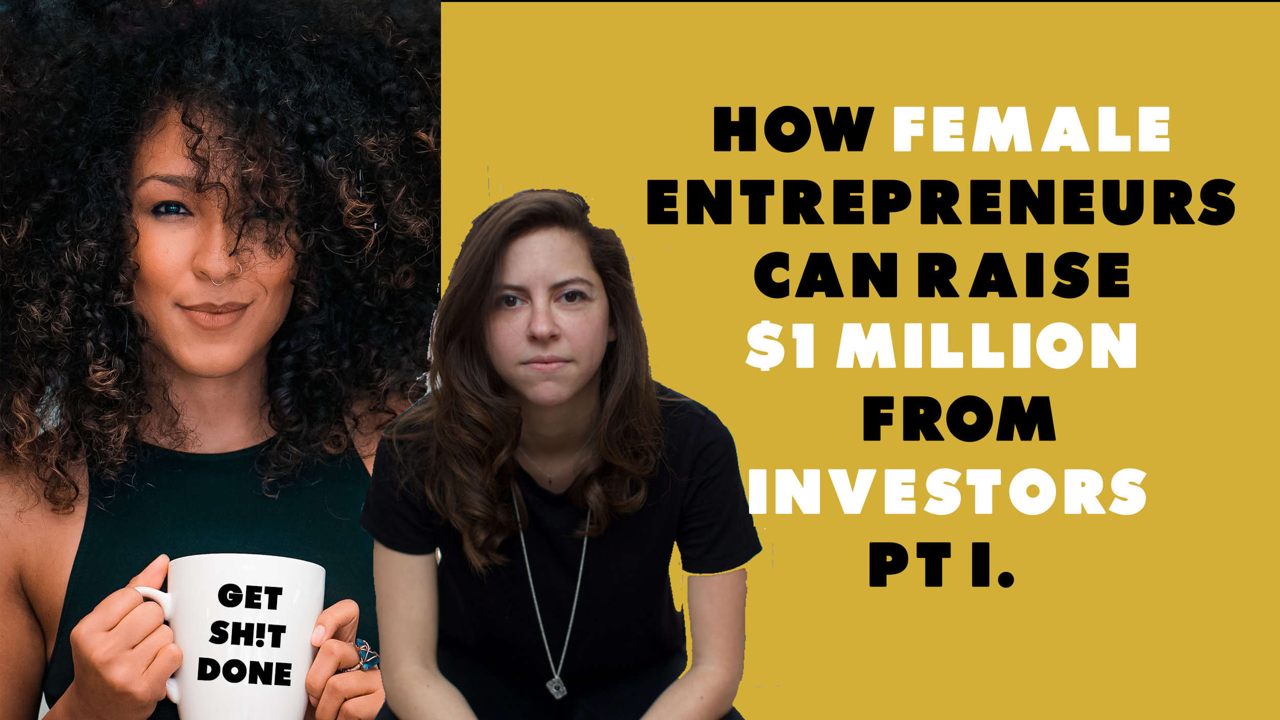 For companies that want to scale fast and large, venture capital can be a great option. Unfortunately, only 2% of VC dollars go to women and of the women who raise capital, 65% have gone to business school. Learn how Rachel Renock, the Founder & CEO of Wethos was able to raise $1M+ (now much more) from investors when she didn't know any.    WATCH NOW   ( Will be available in podcast format soon!)