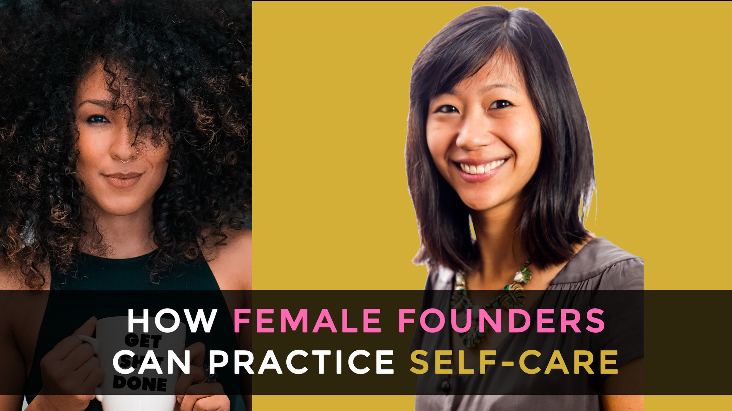 To scale your company sustainably, self-care needs to be a priority. As the leader of your company, if you aren't taking care of yourself, you're putting EVERYTHING from revenue to employees to the overall health of the company at risk. Learn how to be intentional about Self-Care with Tiffany Yu, Founder & CEO of Diversability.   WATCH NOW  ( Will be available in podcast format soon!)