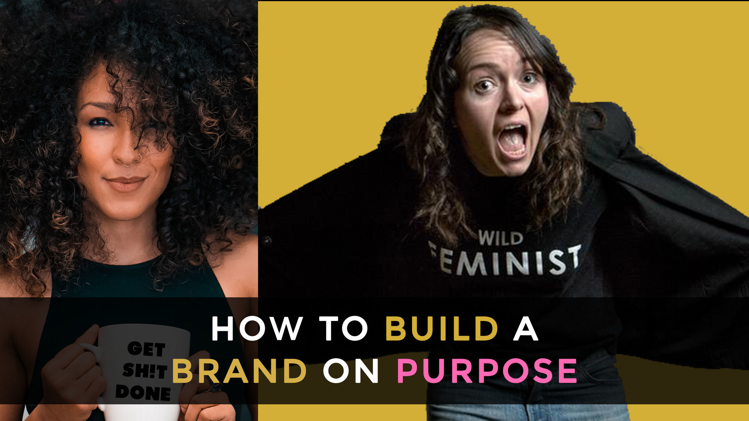Building a brand isn't instant gratification. It isn't achieved after watching a 5-minute video on Youtube or Instagram. It's a relationship you build with your customer over time and like any great relationship, you have to put in the work, effort, learn how to communicate, establish trust, etc. Learn how to build a brand on purpose with Emma Mcilroy, Founder & CEO of Wildfang.   WATCH NOW  ( Will be available in podcast format soon!)