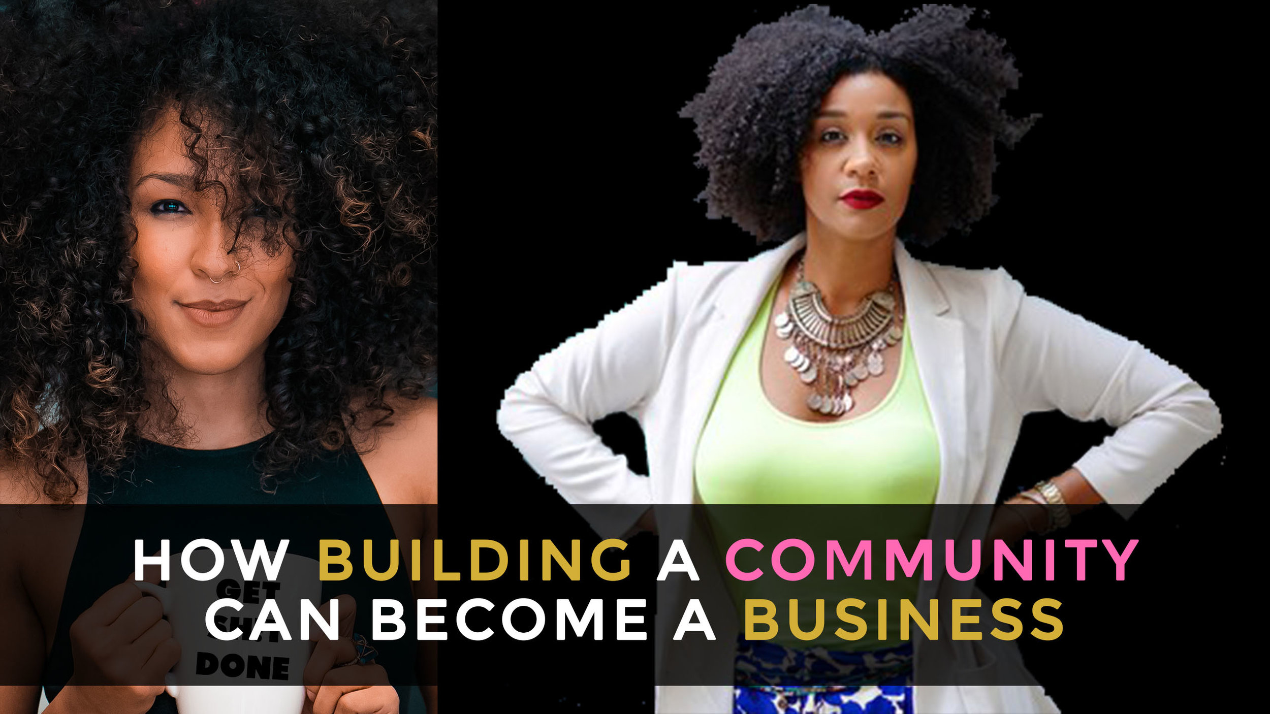 Building a business from scratch is tough, especially when you don't have thousands or better yet, millions set aside to acquire customers. In a digitally noisy world, there are still ways to grow your business organically & kill it! Learn how building and serving a community both online and offline can help you grow a successful business by black girl magic, Evita Robinson, founder & CEO of Nomadness Travel Tribe, the first of its kind online social community for travelers of color.   WATCH NOW  ( Will be available in podcast format soon!)