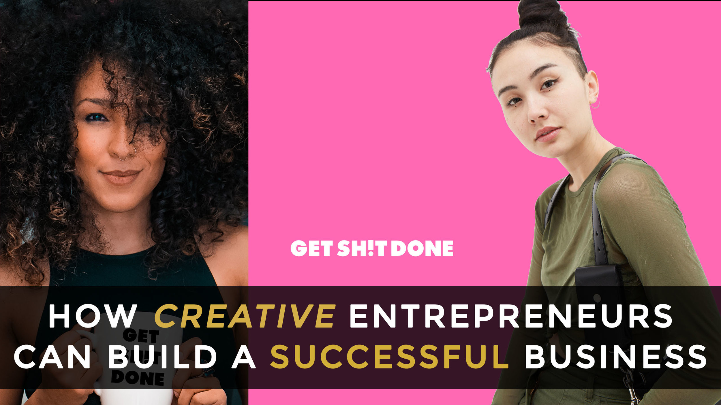 One of the primary struggles I hear from artists and creative entrepreneurs is that it's extremely difficult trying to run and grow a successful business without sacrificing their creativity. They feel like they have to choose what gets sacrificed - either the business or their creativity. However, you don't have to sacrifice your business or creativity as a creative entrepreneur, if you play your cards right. Learn how creative entrepreneurs can run successful companies that don't kill their creative vibe from Daryl Oh, the founder of Holyrad Studios (her name spelled backward ;)   WATCH NOW  ( Will be available in podcast format soon!)