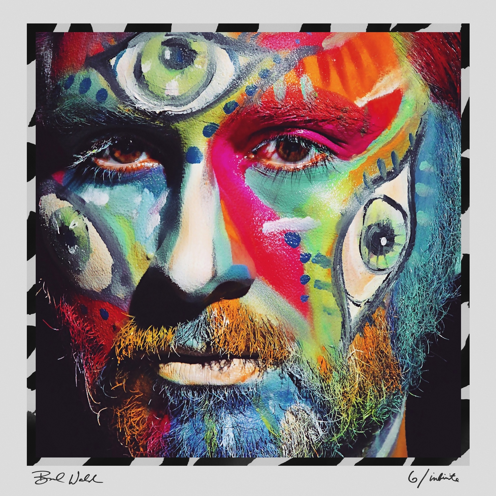 SIX INFINITE (2016) - 01 Available02 Bottoms Up03 Nicolette Likes Ladies04 Easy (feat. Juliana Hatfield)05 Come Into My World06 Destroyer07 Take Everything 08 What Did I Do To You09 Creases 10 Live in Me (feat. Emm Gryner)11 Eye in the Night (feat. Luscious Jackson)12 Bruise13 Give Me Back My Man (feat. Maria McKee)---iTunes/Digital Bonus Tracks:14 Battle Cry15 Electronirotica16 Destroyer (Fonzerelli Remix)Six Infinite was released in October 2016. It included thirteen tracks, plus three digital bonus tracks available on iTunes and other digital retailers. Cover image was photographed by Brad Walsh and art-directed by visual & performance artist Anna Hafner.A deeply personal guerrilla pop album... [Six Infinite] tells a series of dark-edged stories about love and friendship over layered, haunting electronica beats.—TIMEHow often does one press play on a new album and feel as if they're hearing something that defies the genres they've known thus far? As a considered, uncommon and cohesive piece of electronic music, Six Infinite makes us excited for all the [music] Walsh will continue to imagine, produce and share.—CoolHunting.comThe album's smooth tones and infectious beats serve as the base for emotional lyrics spurred by a sudden separation... However, Walsh is not just making music; he's using his platform to take a stand for what he believes in.—PAPER Magazine