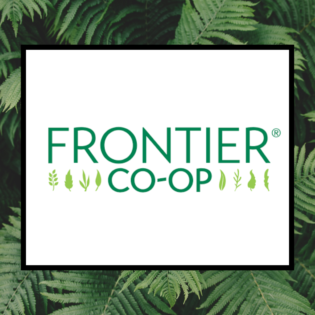 Root level - Frontier Co-op is a member-owned cooperative supporting natural living since 1976. They are dedicated to providing high quality natural products. Each year Frontier Co-op gives back 4% of its pre-tax profits to causes and organizations around the world that inspire wellness in communities where their products are produced.