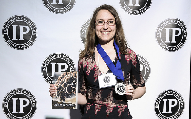 IPPY Award Winner - Silver medalist for fantasy eBook in 2018