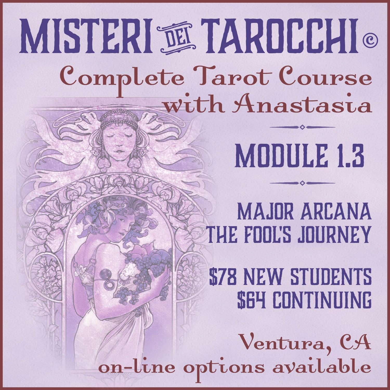 Tarot Class