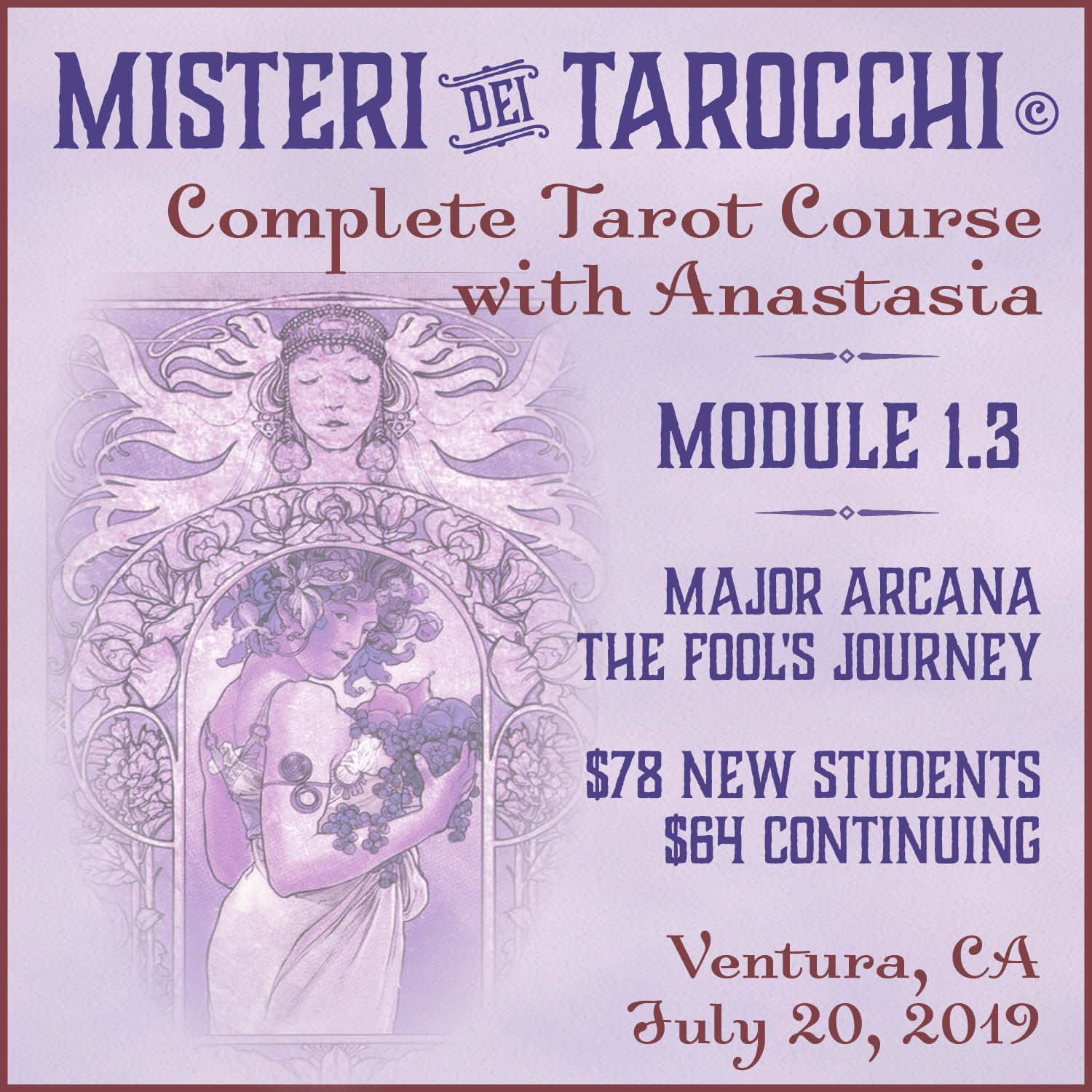 Tarot for your party or event  Get a Quote