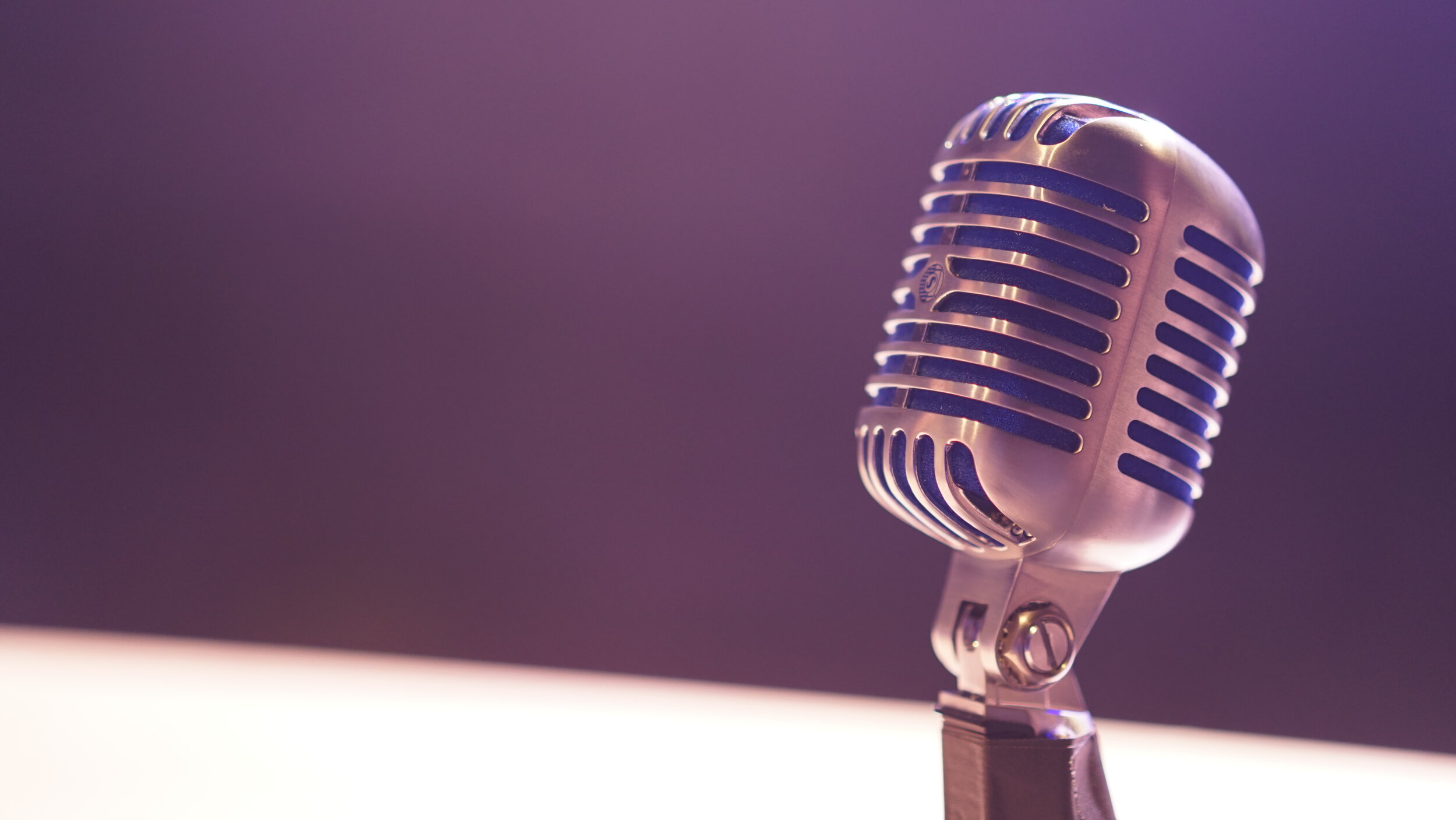 CHECK OUT OUR OPEN MIC NIGHTS -