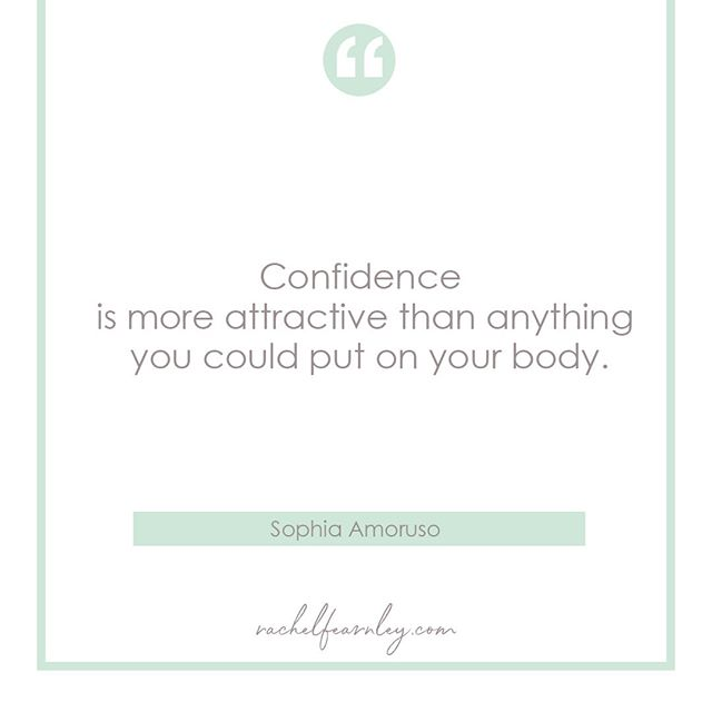 Confidence is more attractive than anything you could put on your body.⠀⠀⠀⠀⠀⠀⠀⠀⠀ ⠀⠀⠀⠀⠀⠀⠀⠀⠀ Sophia Amoruso⠀⠀⠀⠀⠀⠀⠀⠀⠀ ⠀⠀⠀⠀⠀⠀⠀⠀⠀ .⠀⠀⠀⠀⠀⠀⠀⠀⠀ .⠀⠀⠀⠀⠀⠀⠀⠀⠀ .⠀⠀⠀⠀⠀⠀⠀⠀⠀ .⠀⠀⠀⠀⠀⠀⠀⠀⠀ .⠀⠀⠀⠀⠀⠀⠀⠀⠀ .⠀⠀⠀⠀⠀⠀⠀⠀⠀ . #quotes#inspire#inspirationalquote#word#inspirational#spirituality#spritualquote#empower#empowered#IGquote#inspireIG#goodquotes#dailyinspiration#guidance#dailyguidance#personalgrowth#personaldevelopment#selfhelp#growth#develop#selfrealisation#selfactualisation#breathe#yoga#yogalife#lifebydesign#lifecoach#healthandwellness#health#mentalhealth