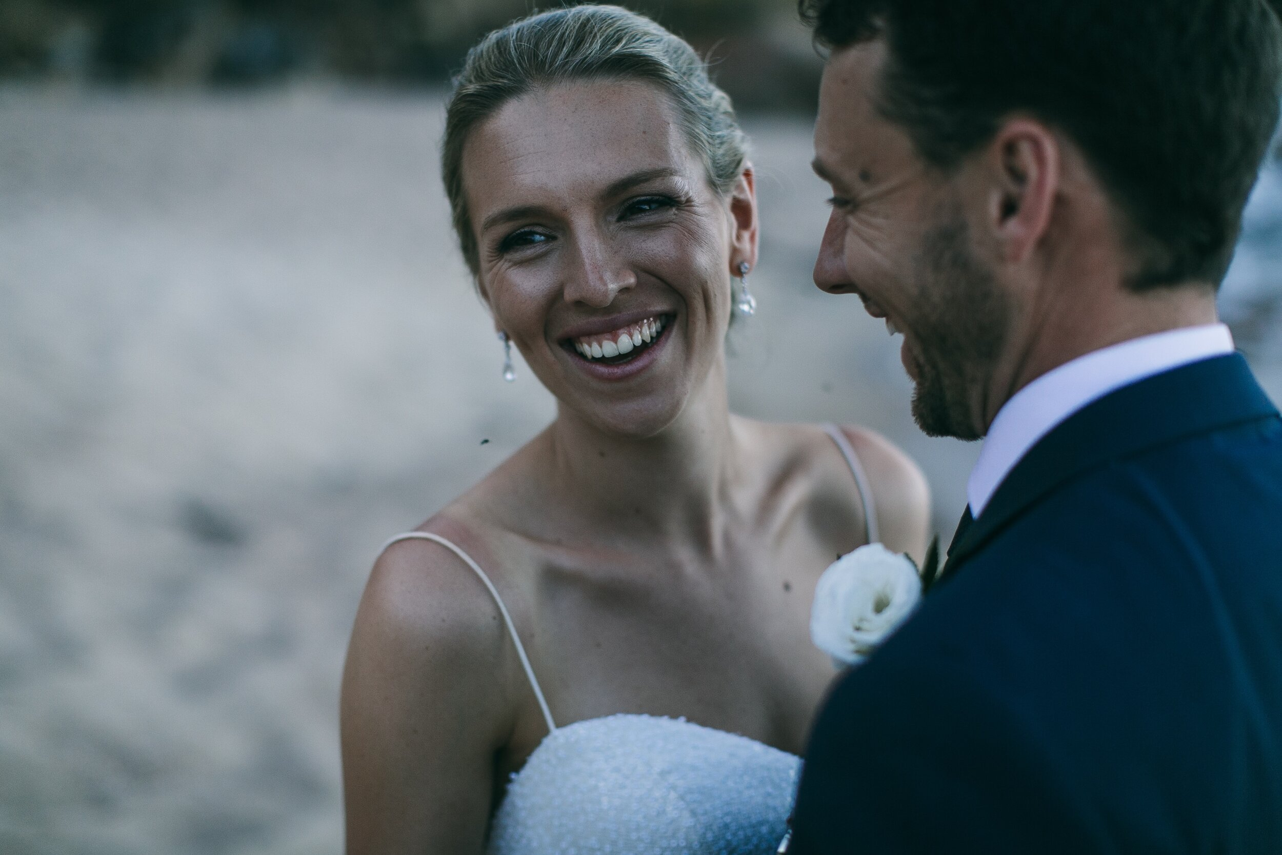 """JESS & BRADEN - """"The styling was exquisite - you have exceptional taste and an outstanding eye for detail. There's a reason we affectionately nicknamed you the Wedding Fairy!"""""""