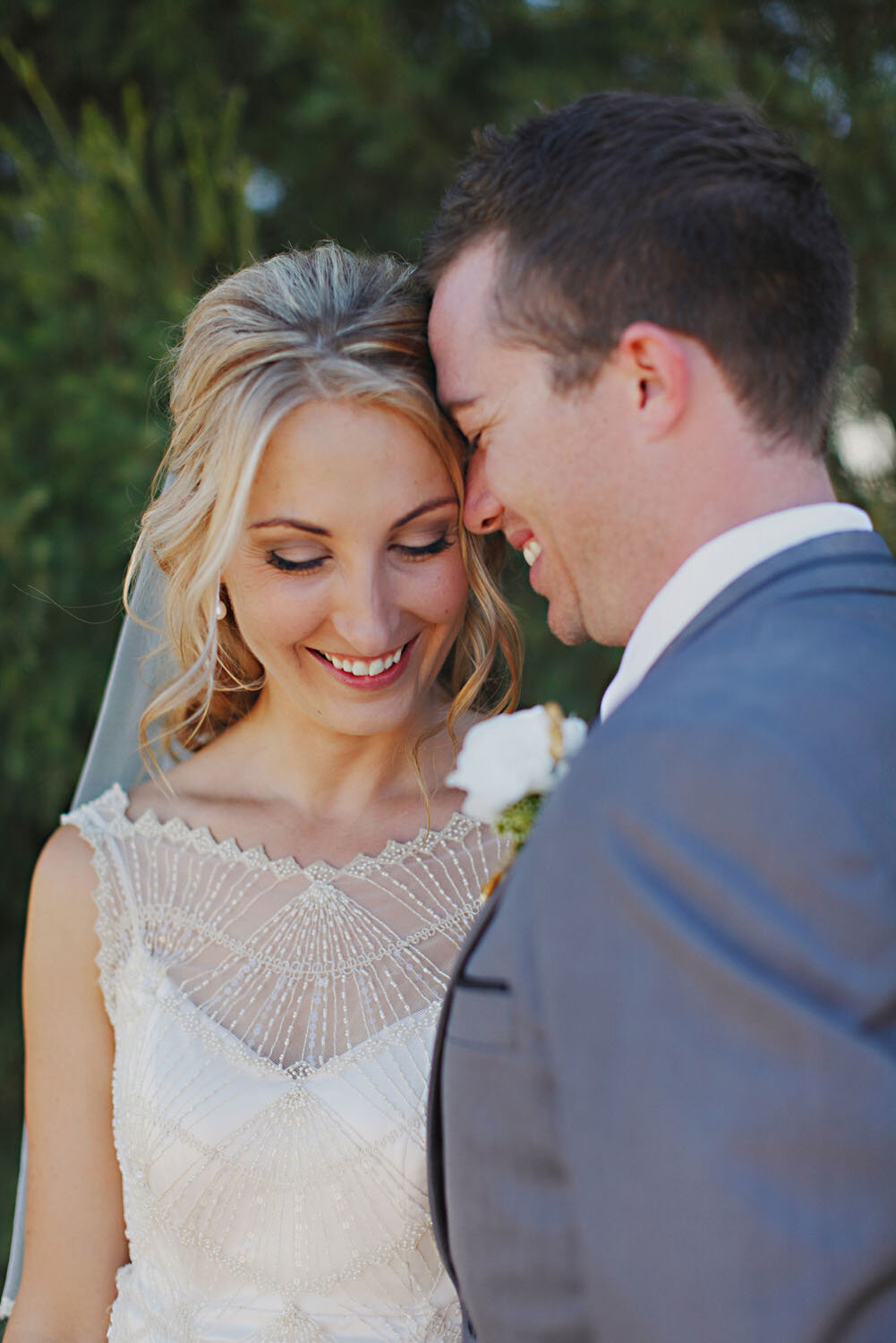 """JACKY & JAKE - """"Every question about the wedding was met with """"Lara has it under control"""". To us you were by far the most valuable part of our budget."""""""