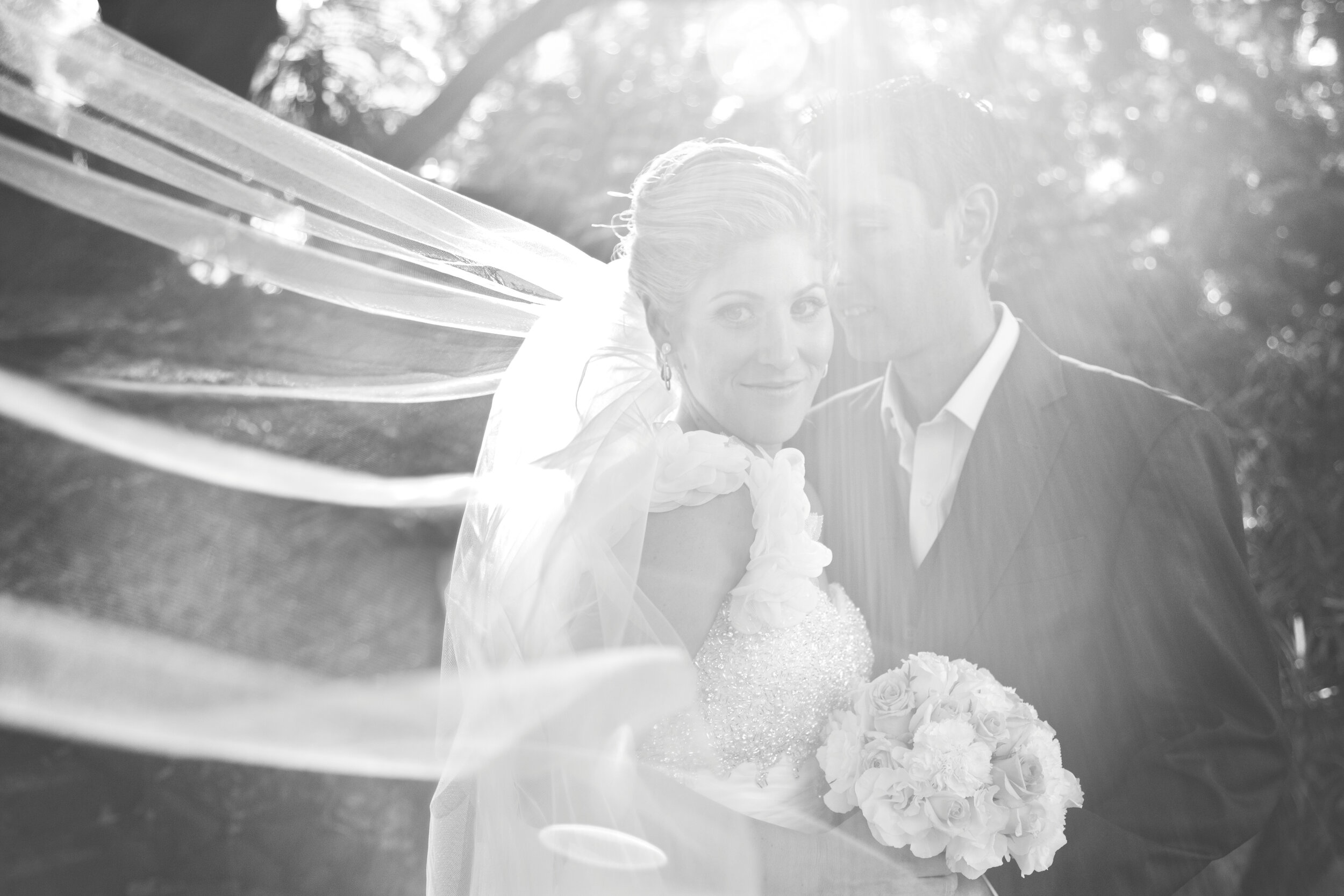 """SARAH & JASON - """"She was so easy to talk to that she felt like another member of the bridal party!"""""""